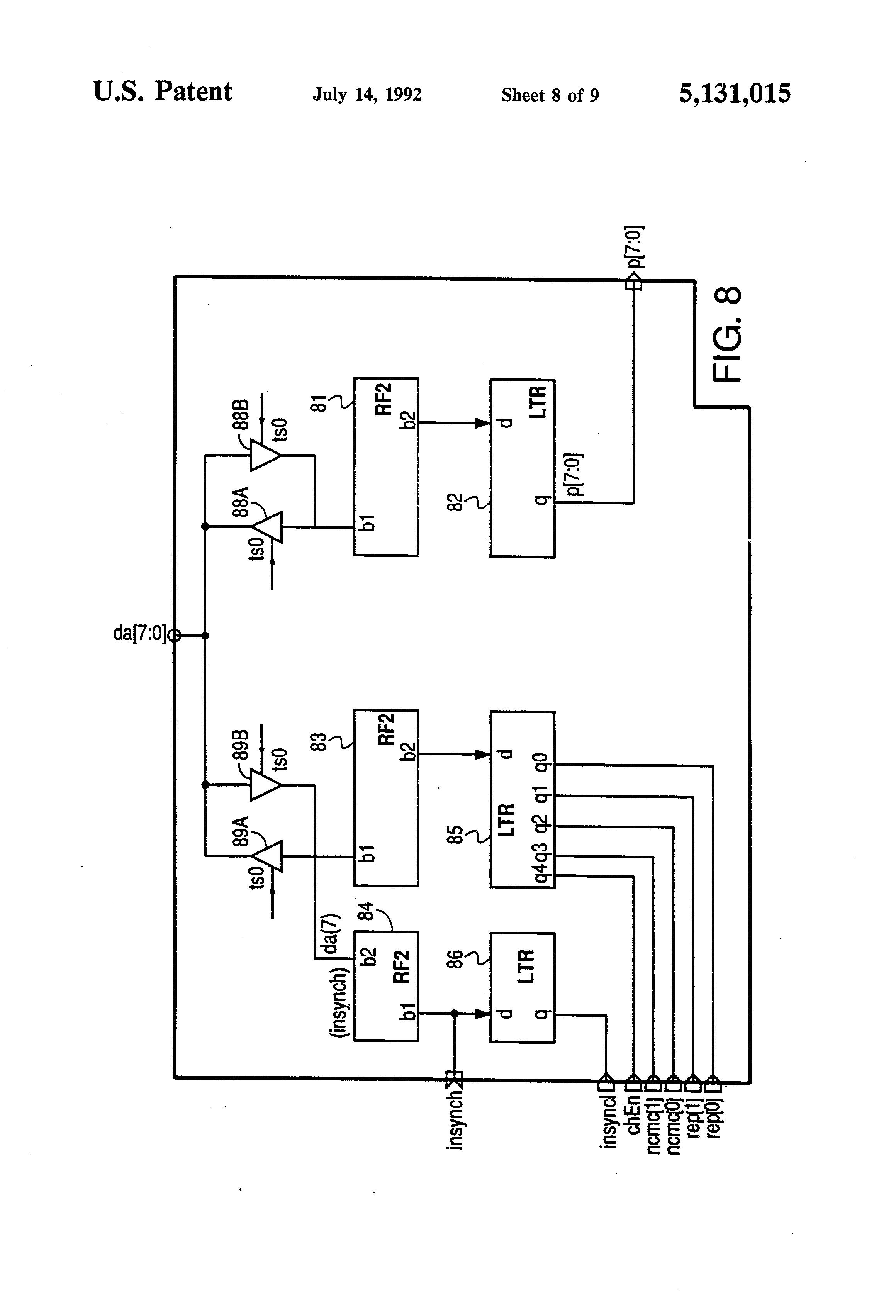patent us5131015