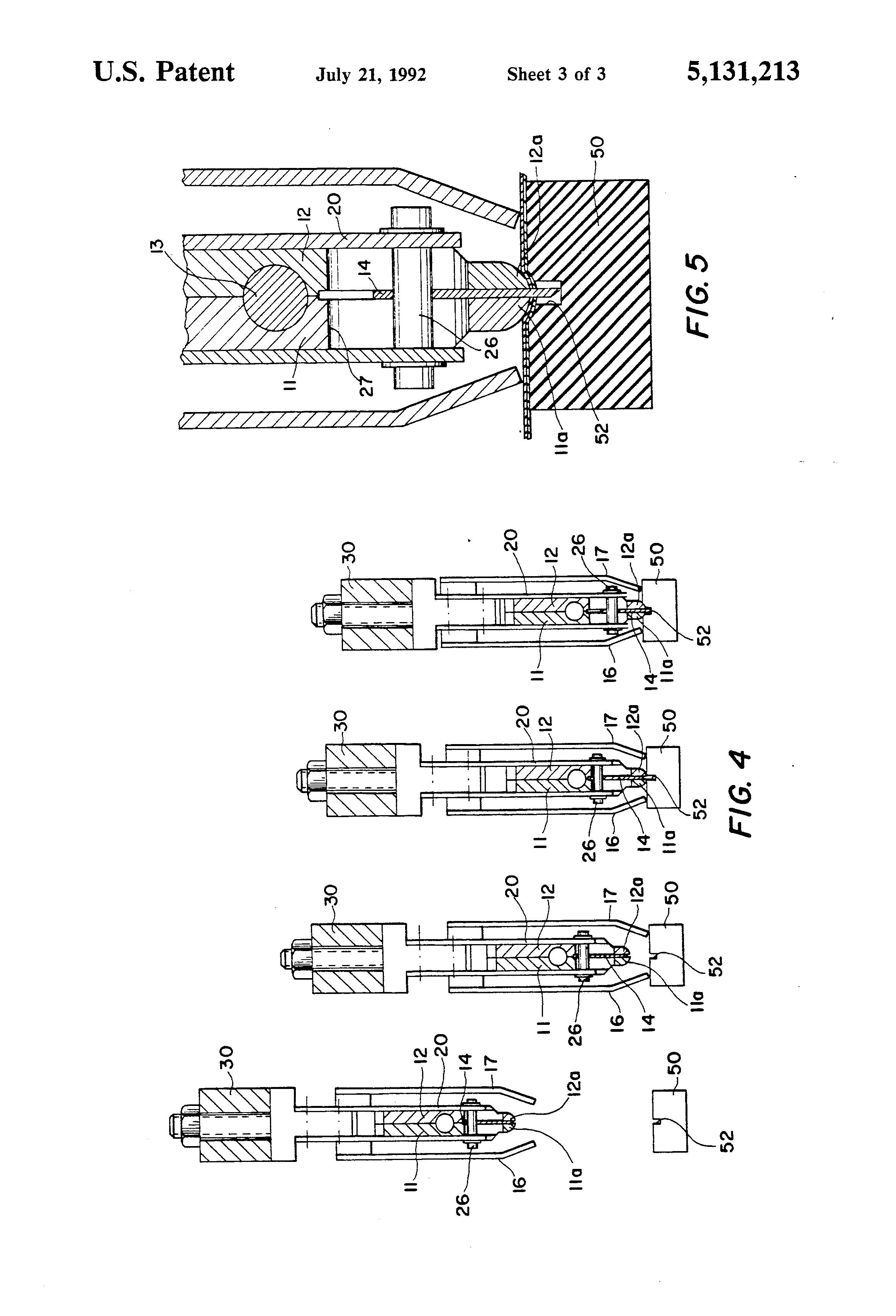US5131213 3 patent us5131213 sealing jaws google patents  at fashall.co