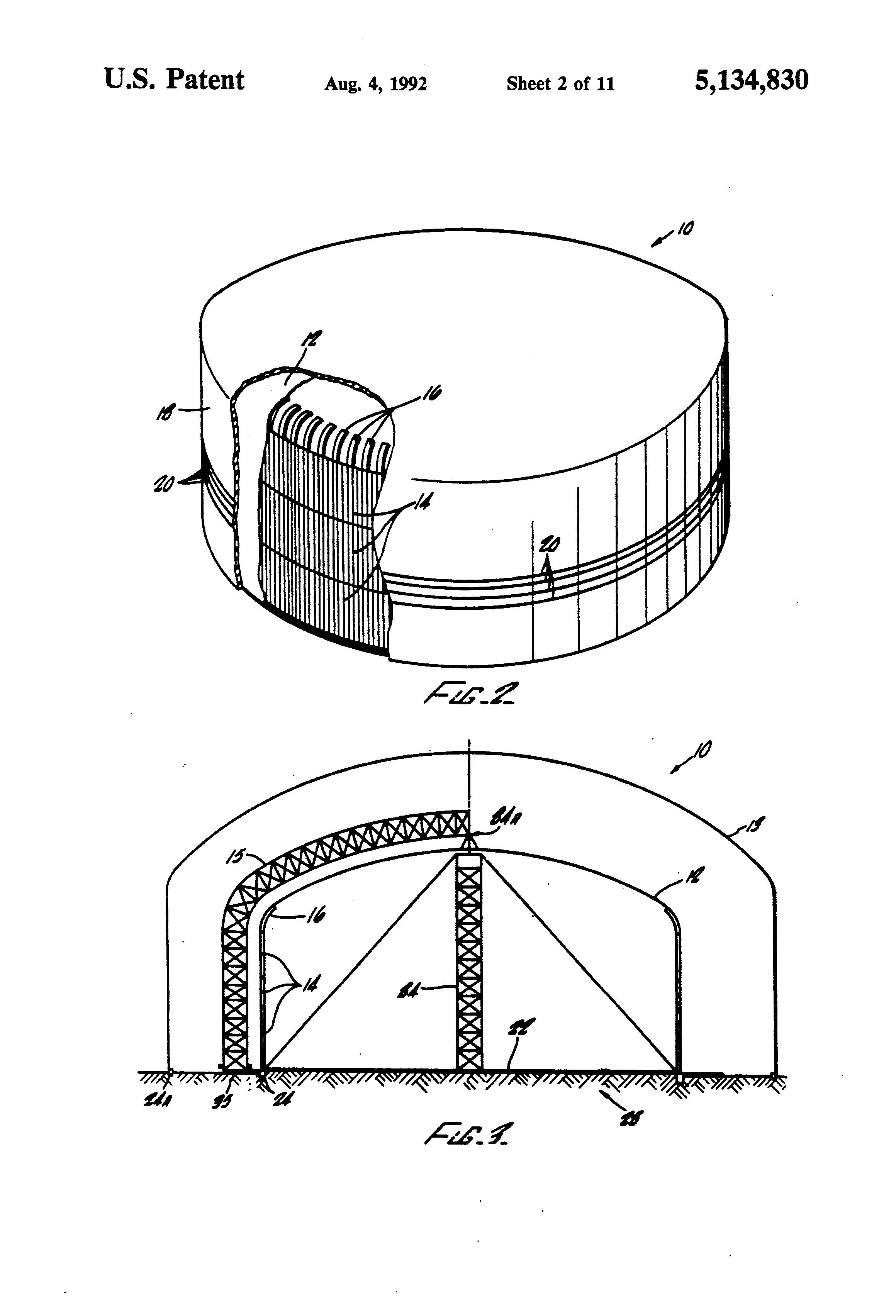 patent us5134830