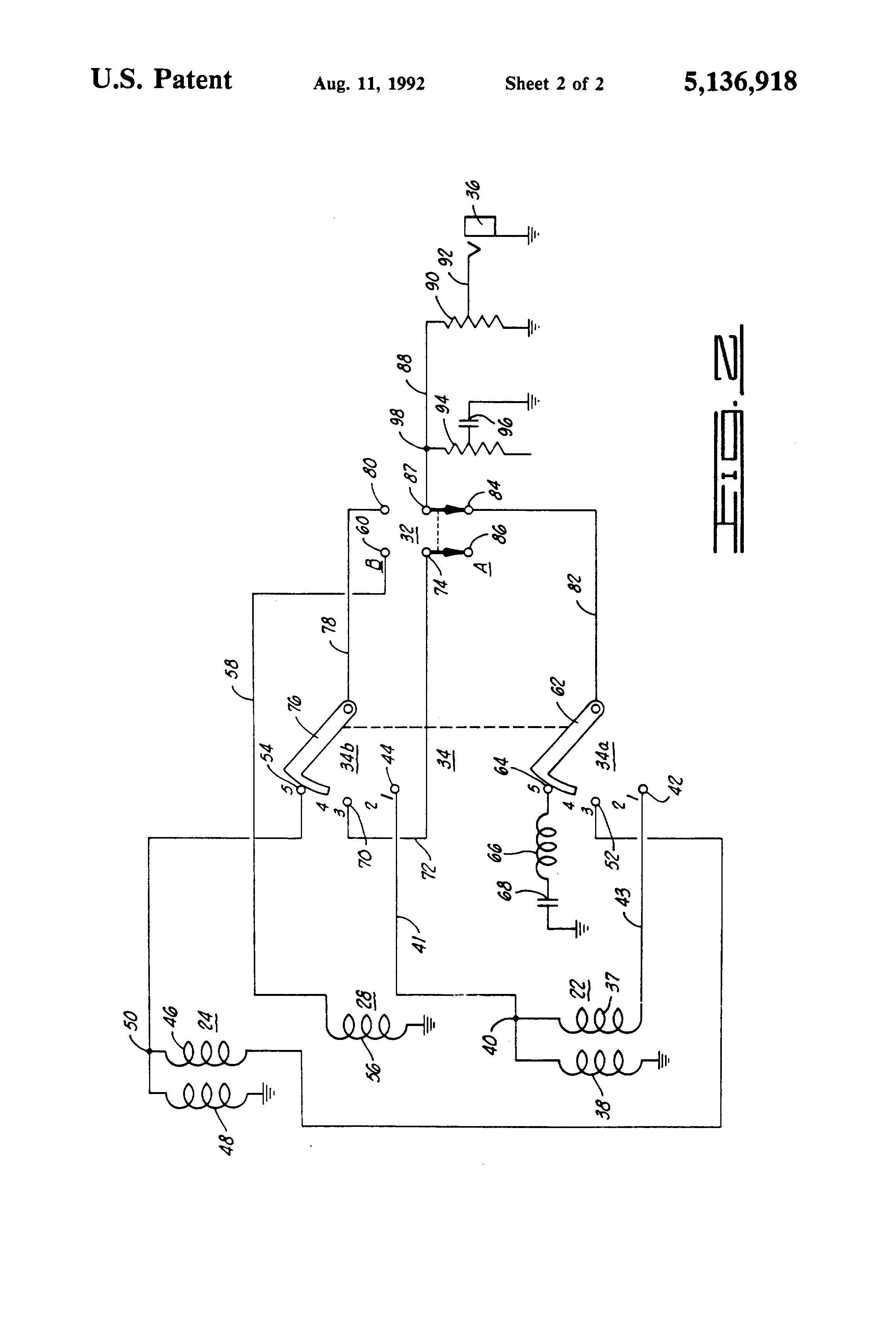 patent us5136918