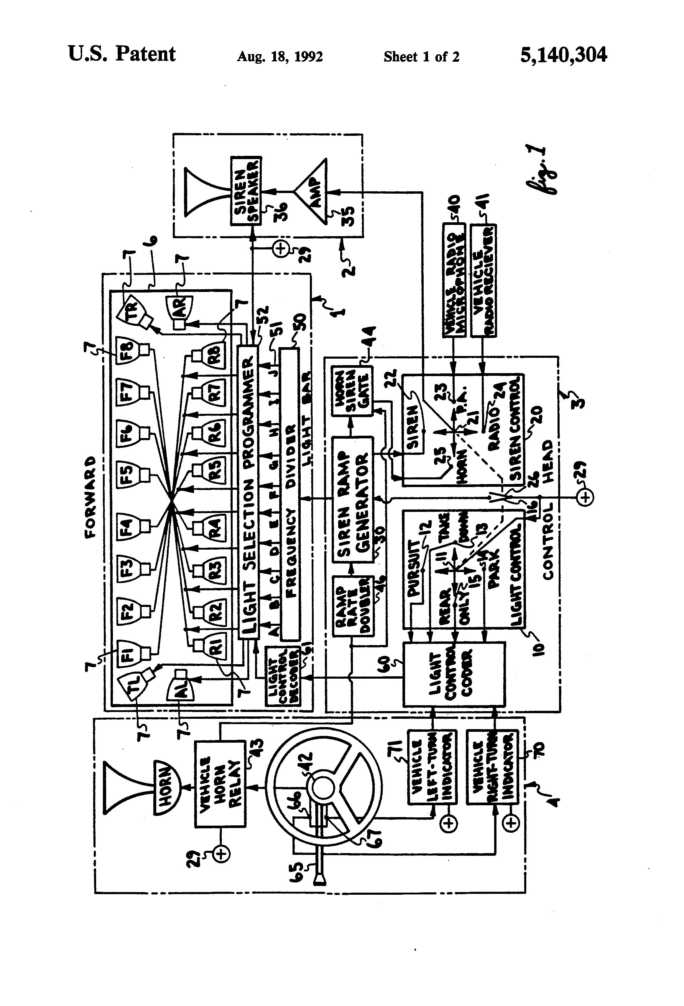 patent us5140304