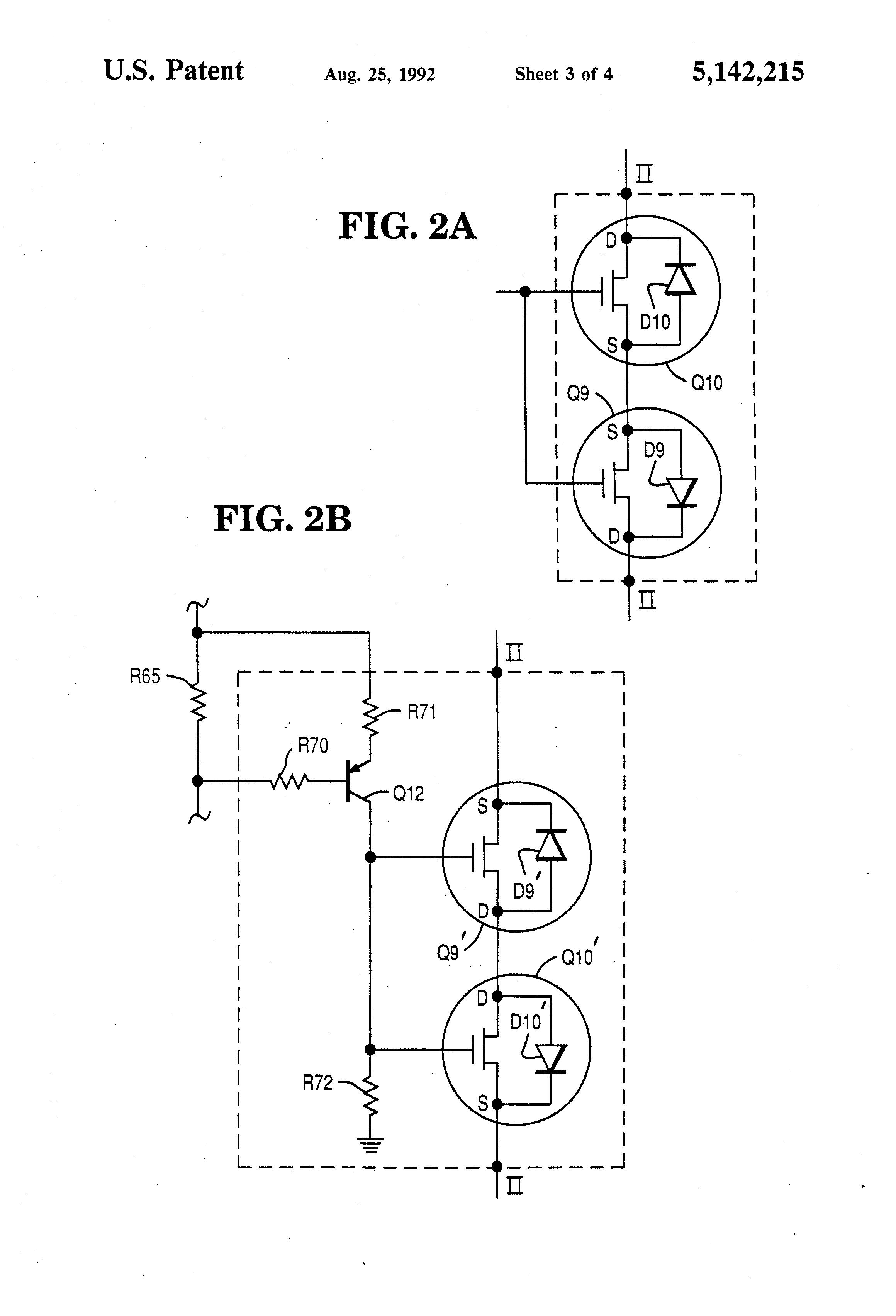 patent us5142215