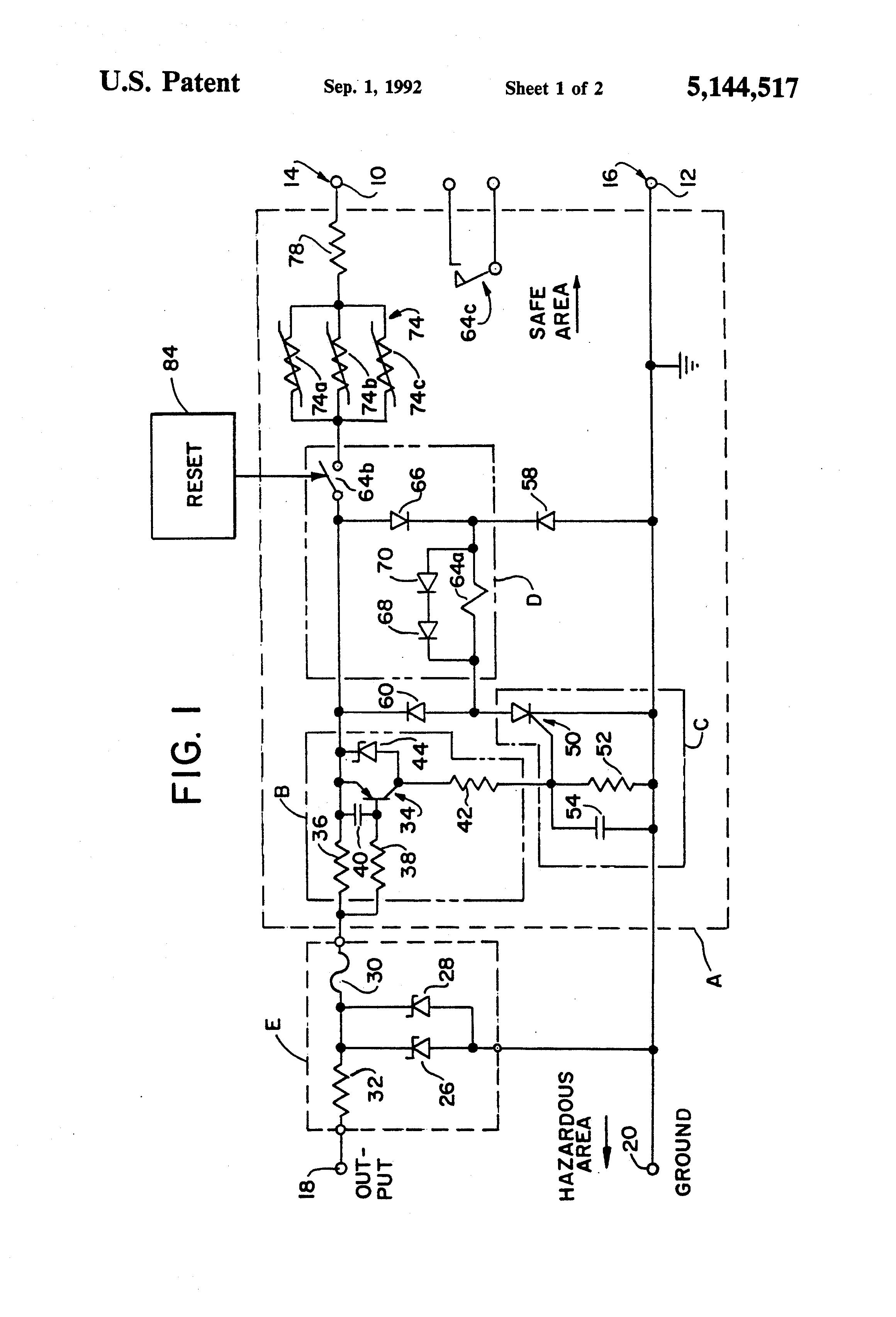 patent us5144517