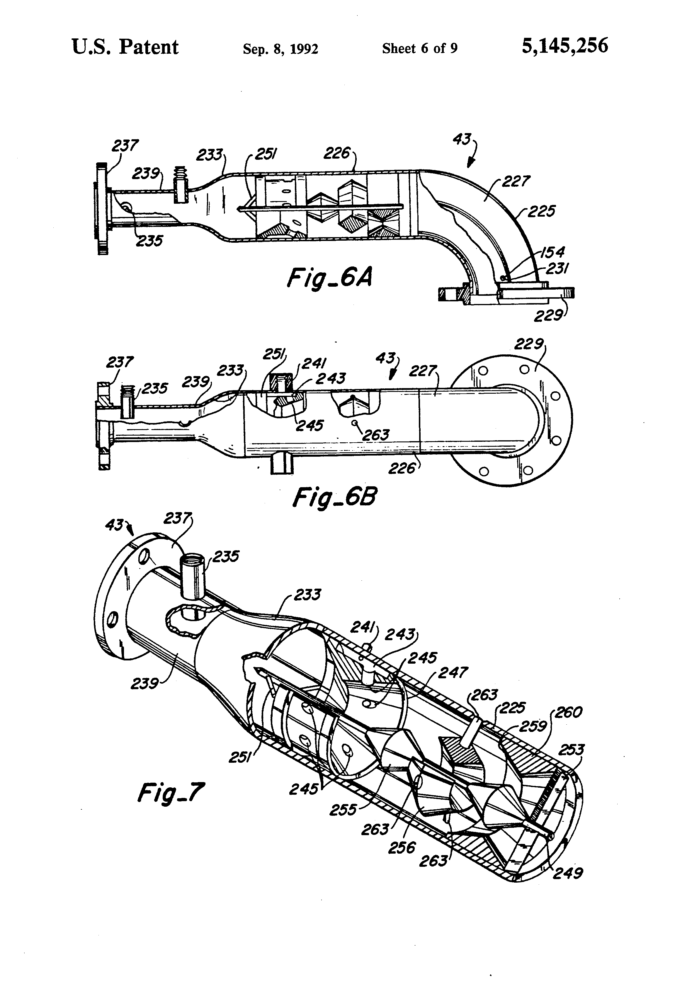patent us5145256 apparatus for treating effluents google patents on simmons well pump wiring diagram