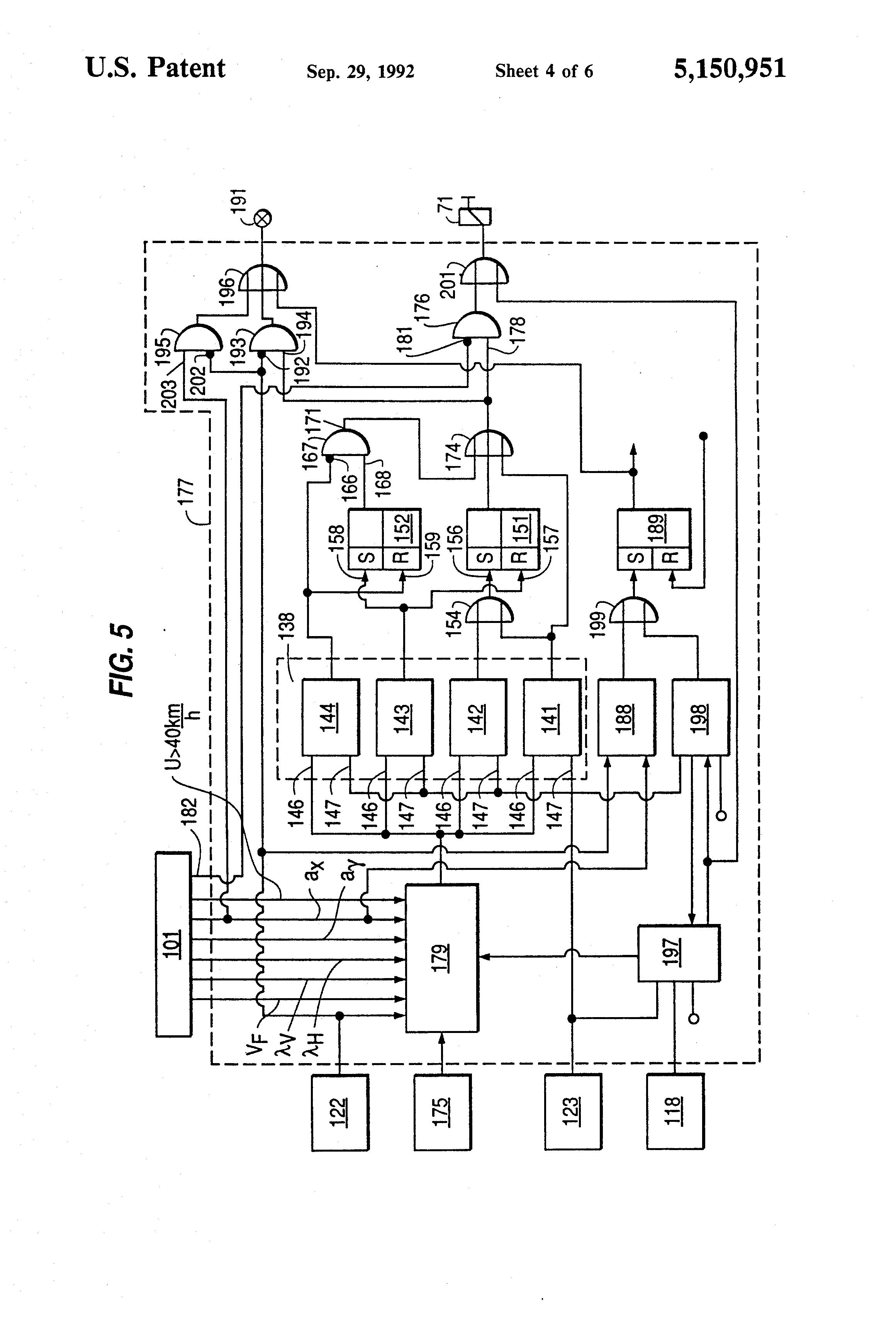 patent us5150951