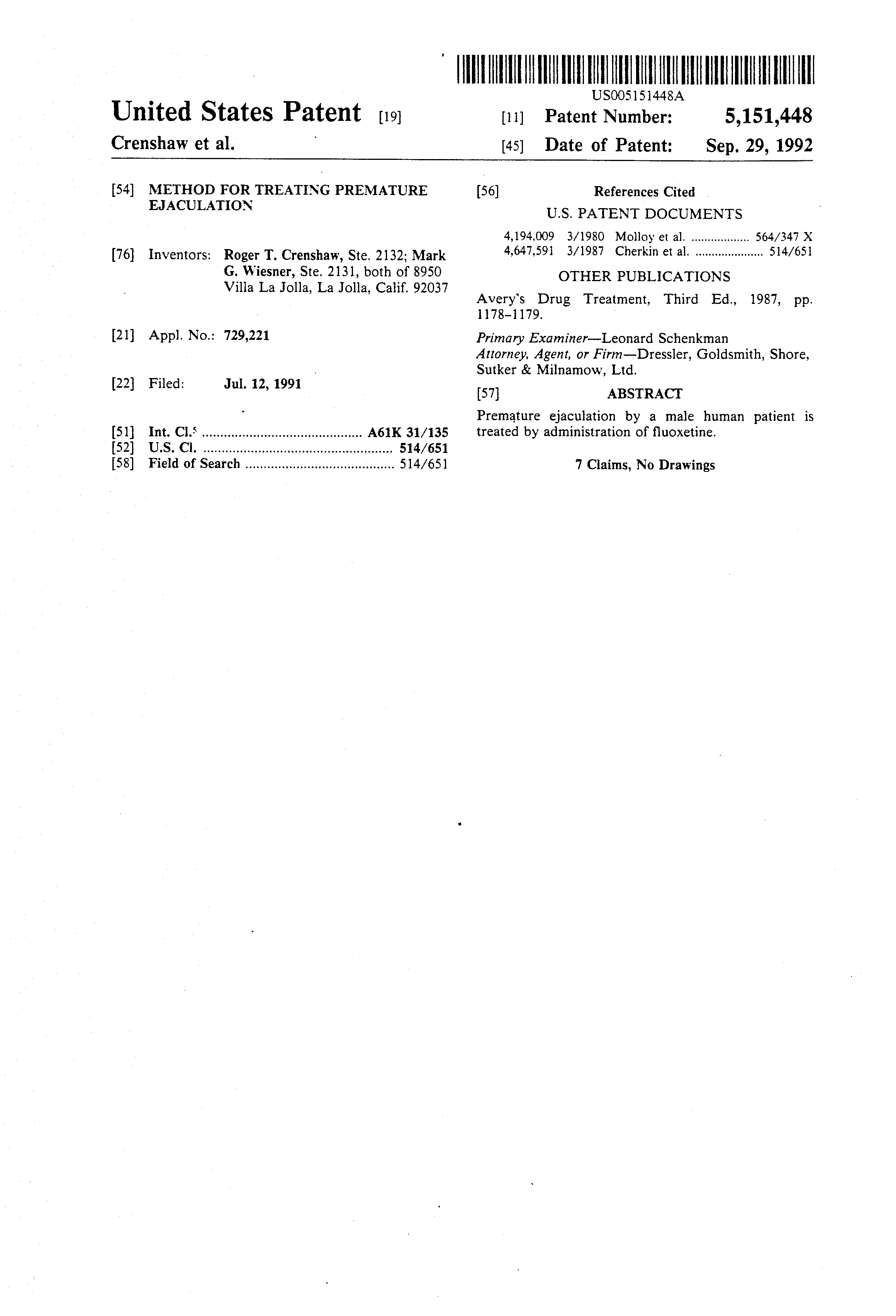How much does prozac cost uk.doc - Patent Drawing