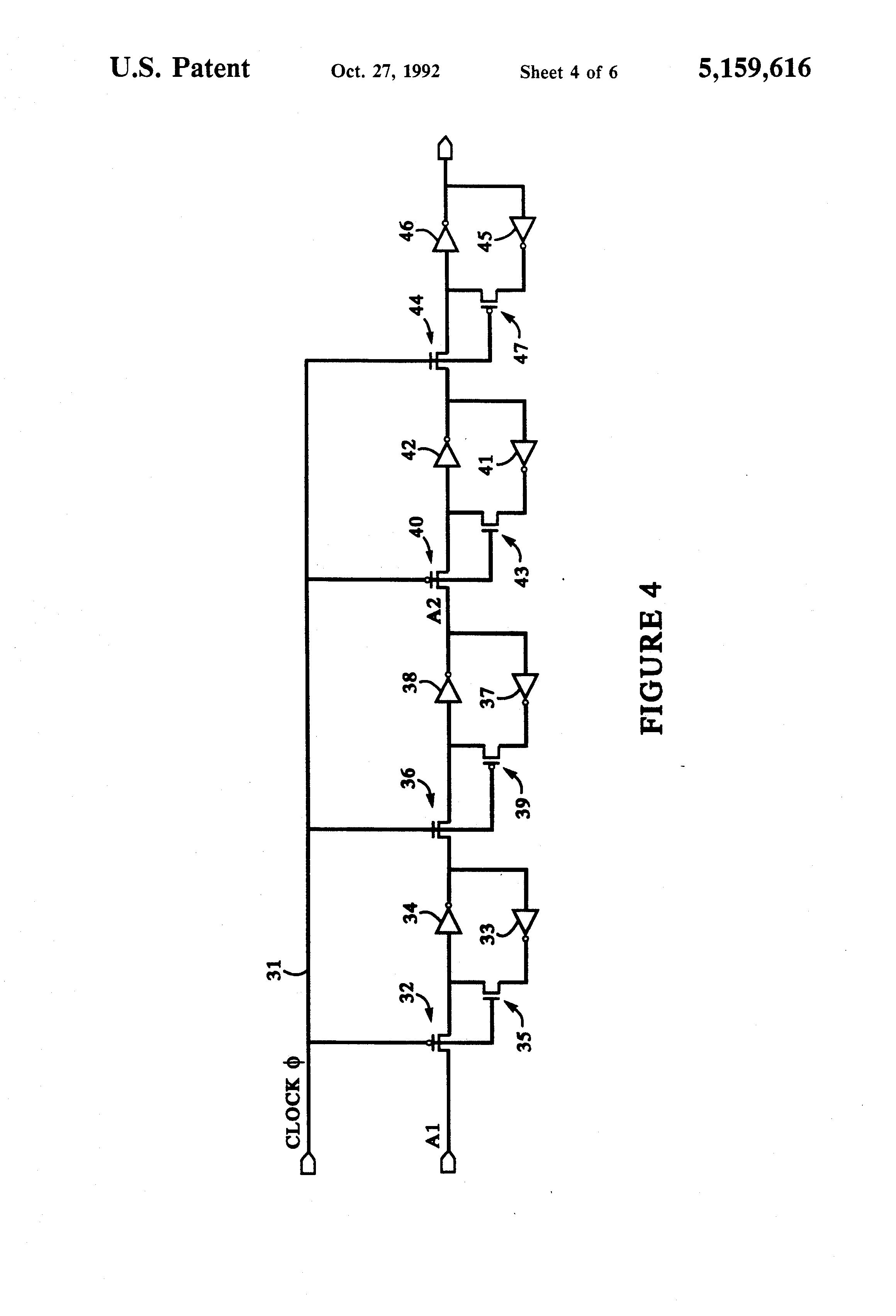 patent us5159616