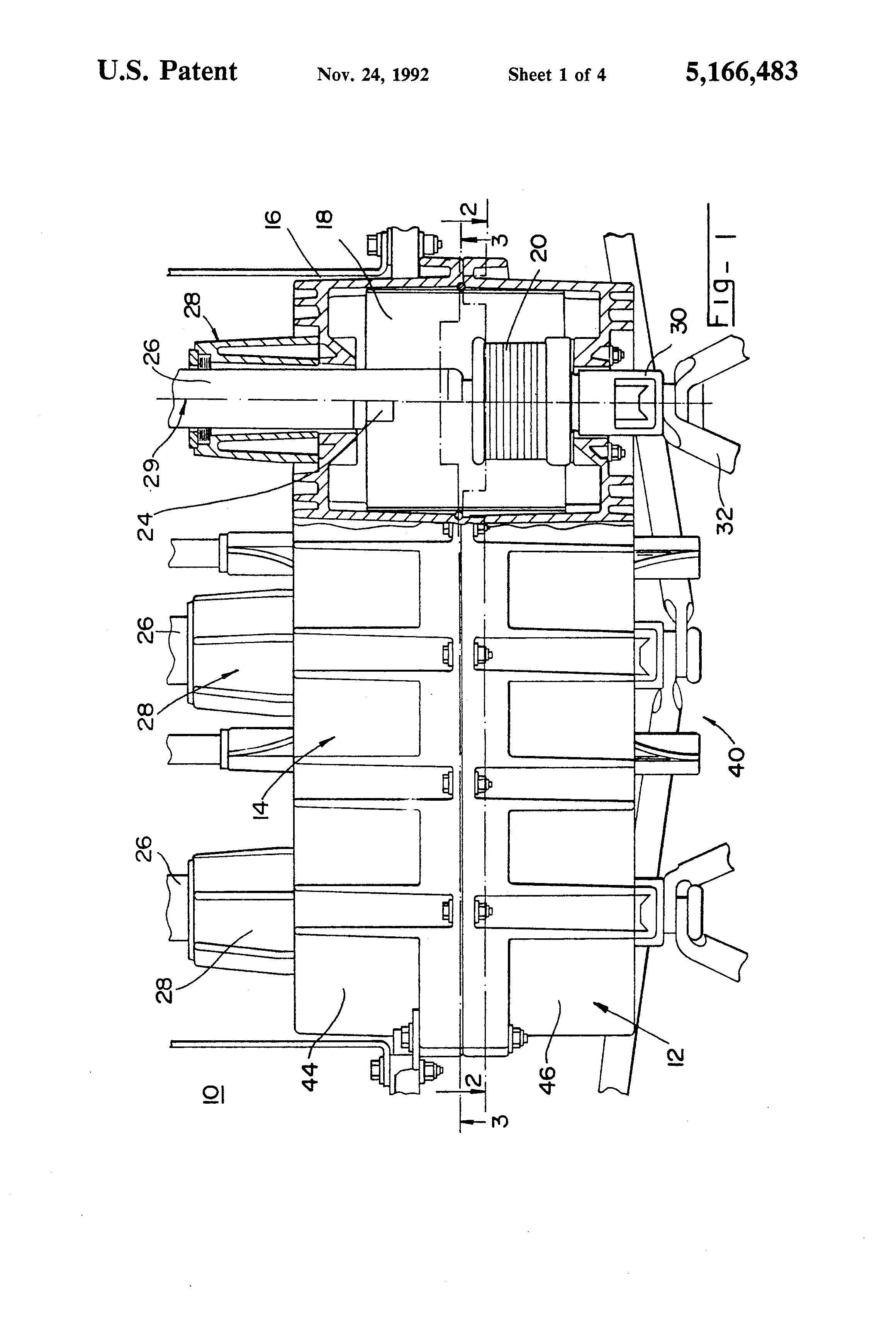patent us5166483