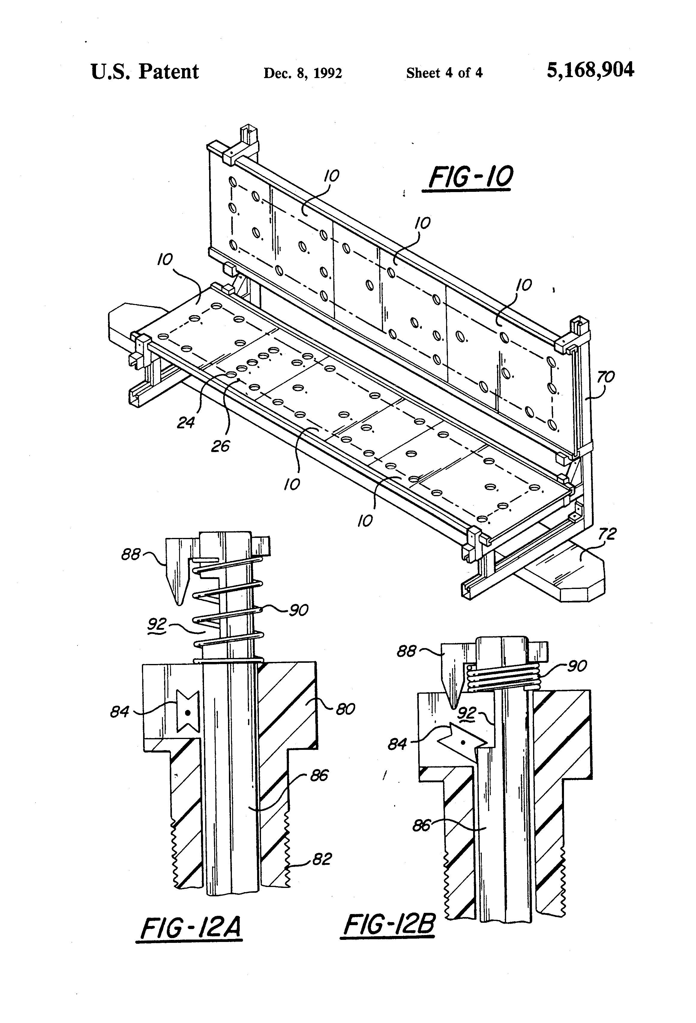wire harness board fixture