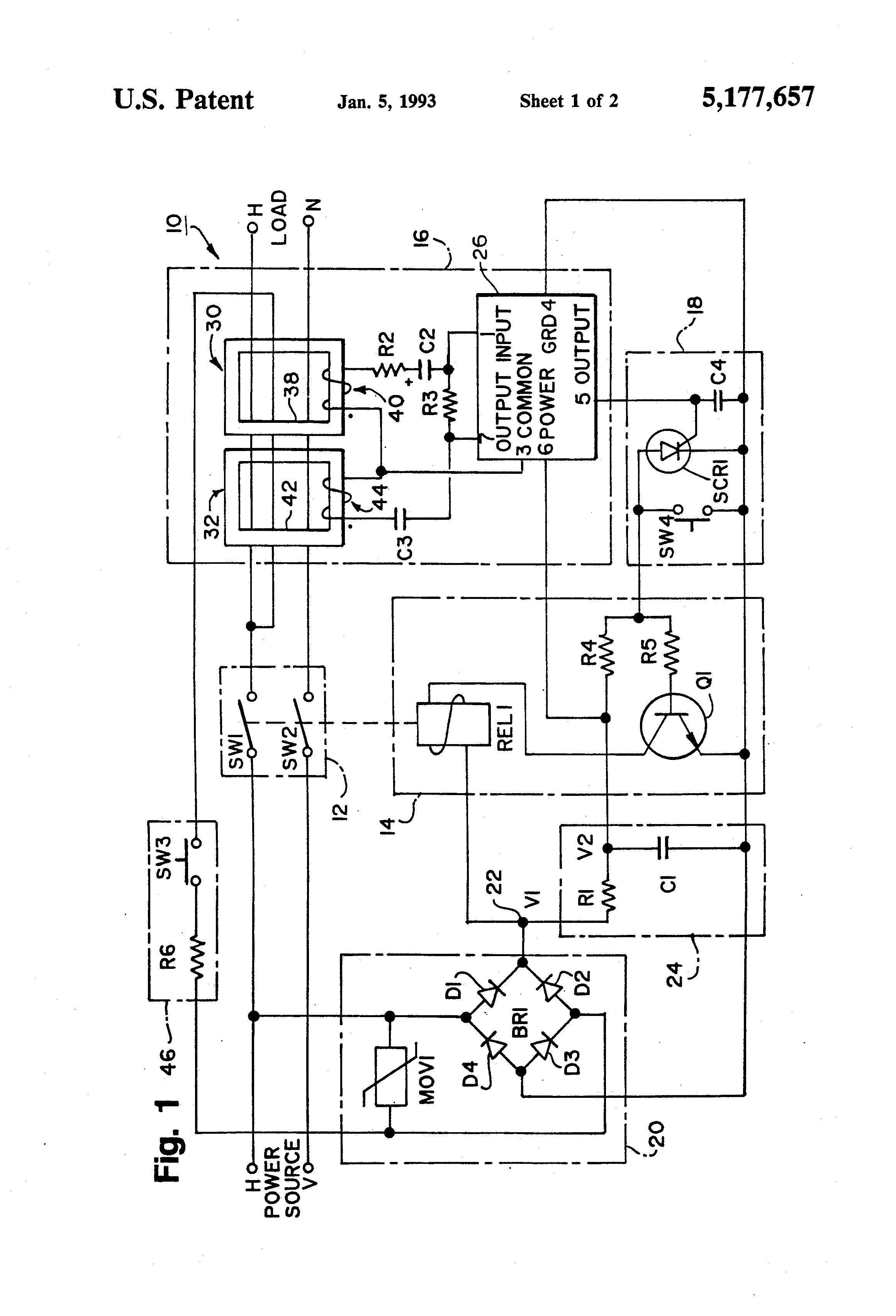 patent us5177657