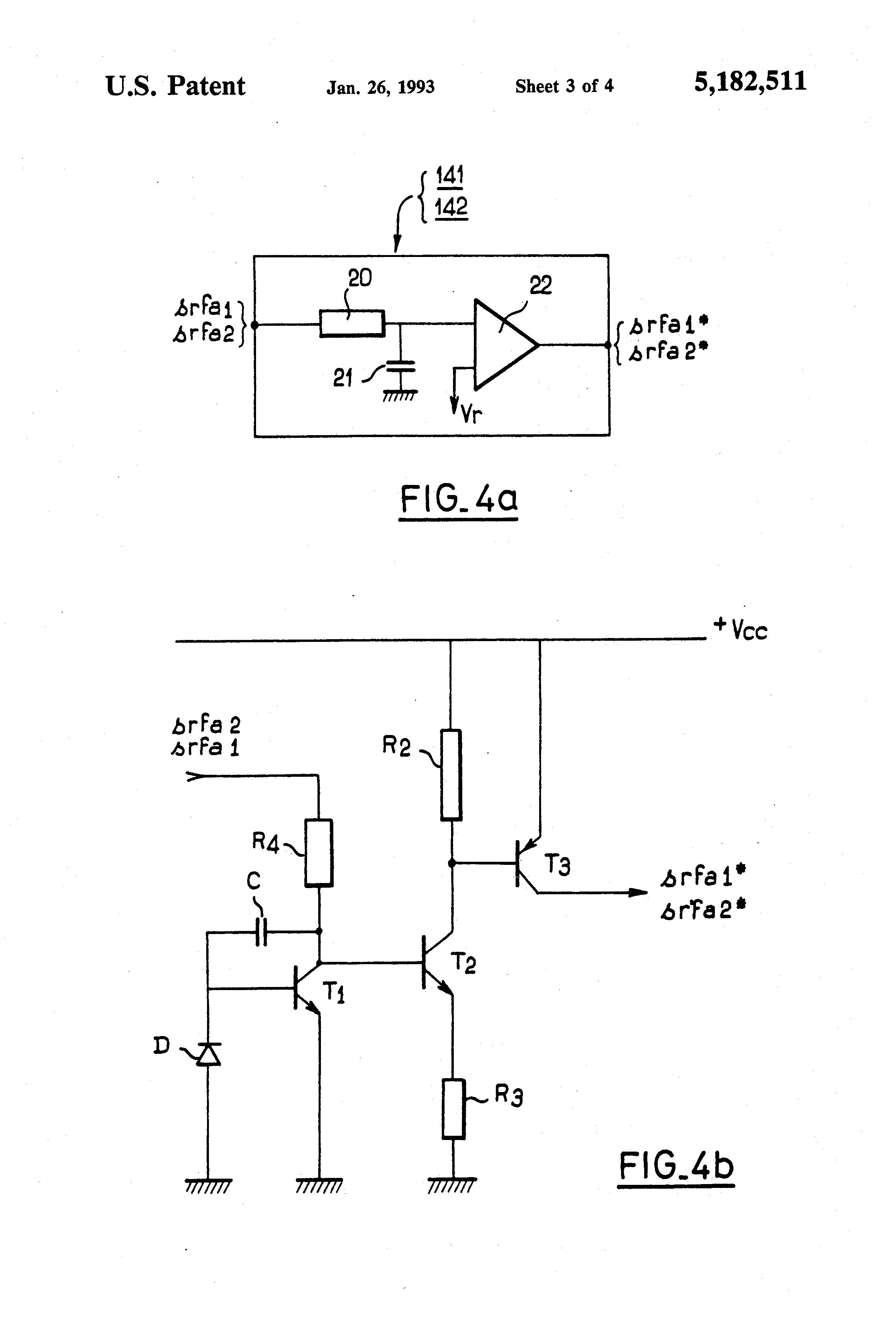 patent us5182511 detector circuit for detecting a phase signal ofPatent Us6707276 Voltage Regulator Of Ac Generator Having Circuit #4