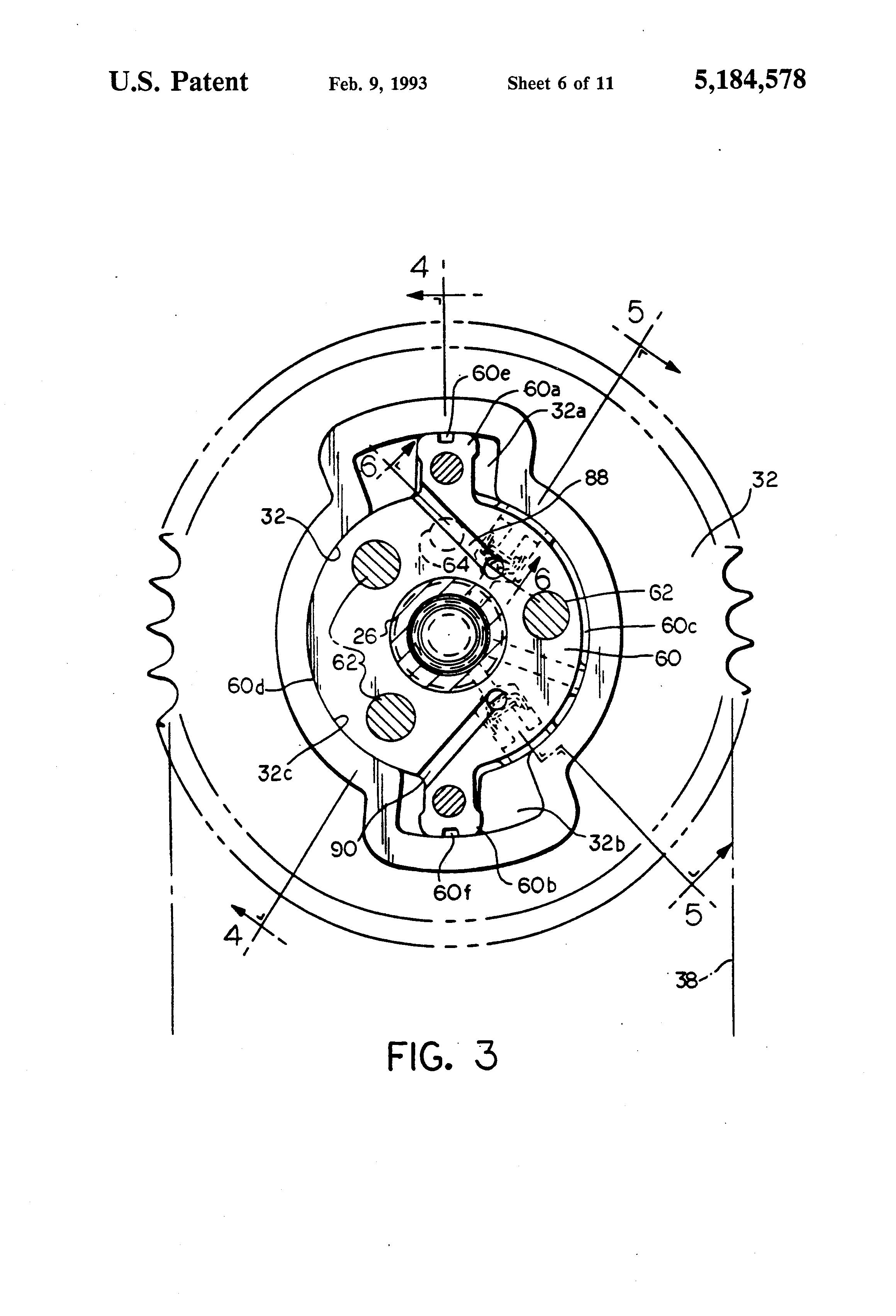 patent us5184578