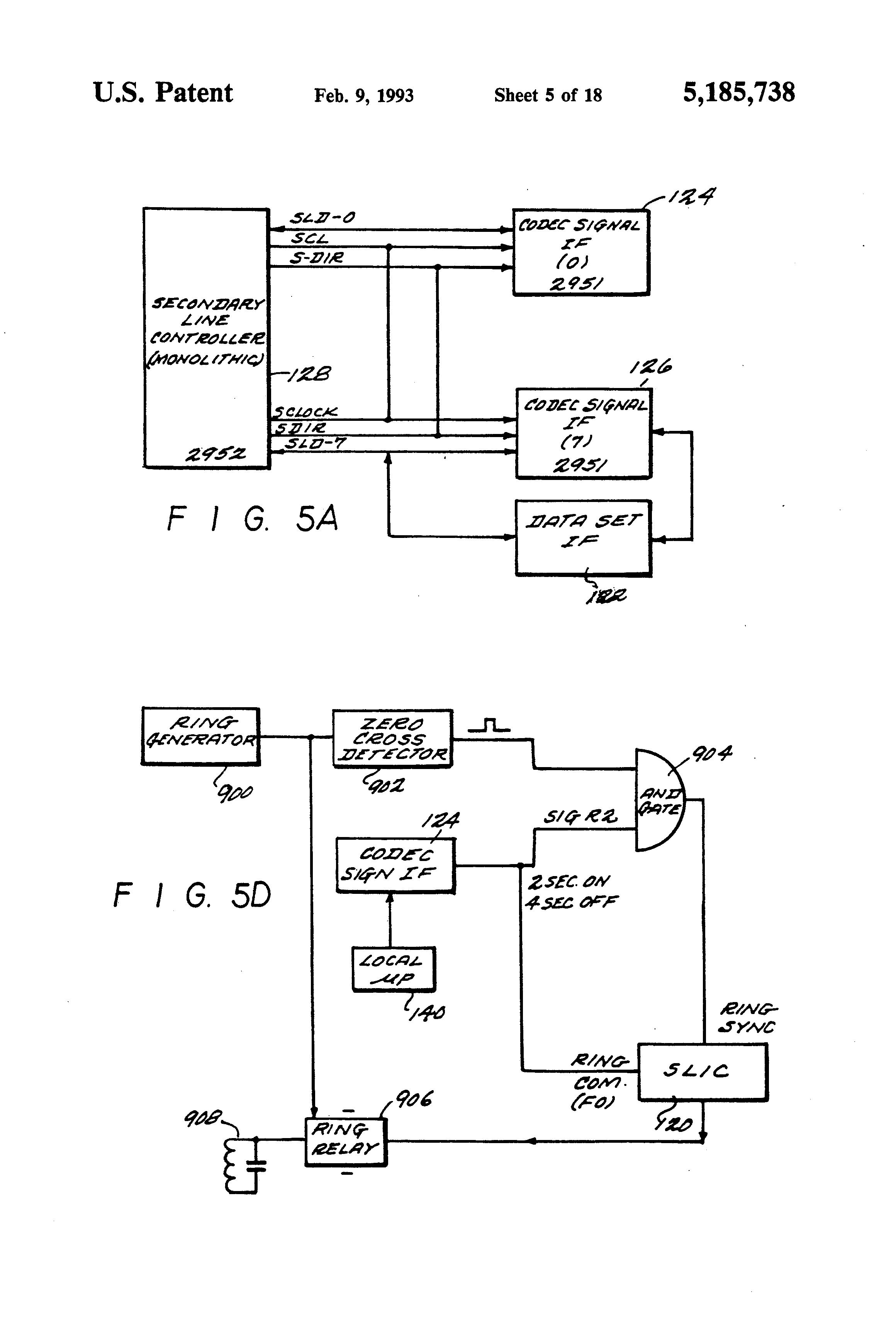 US5185738 5 patent us5185738 fiberoptic telephone systems google patents sm 1231 wiring diagram at nearapp.co