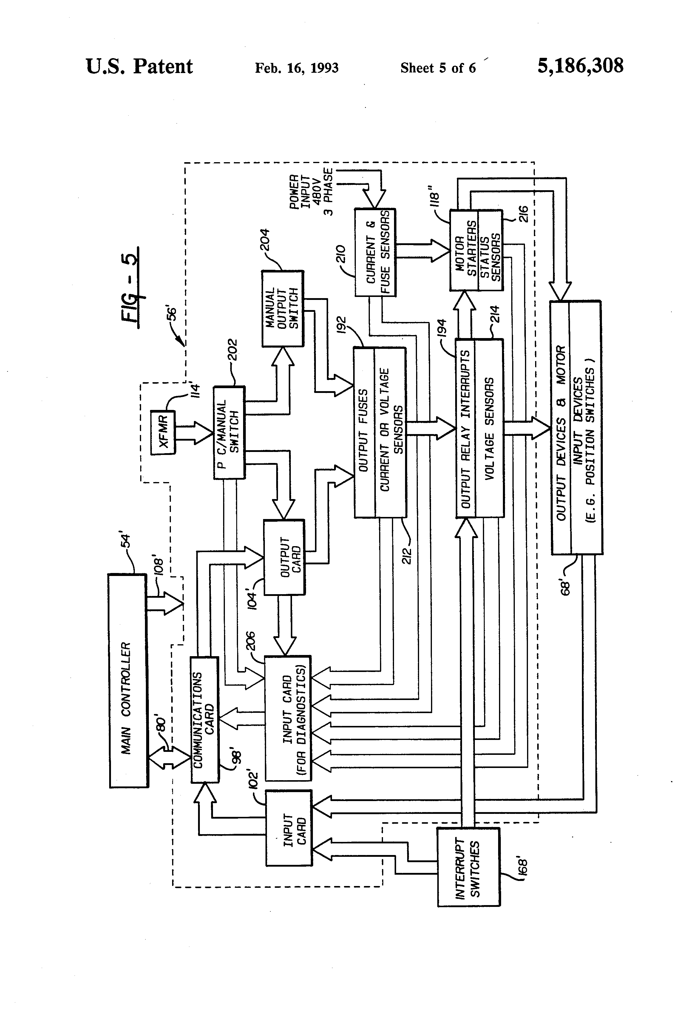 patent us electrical system for industrial conveyors patent drawing