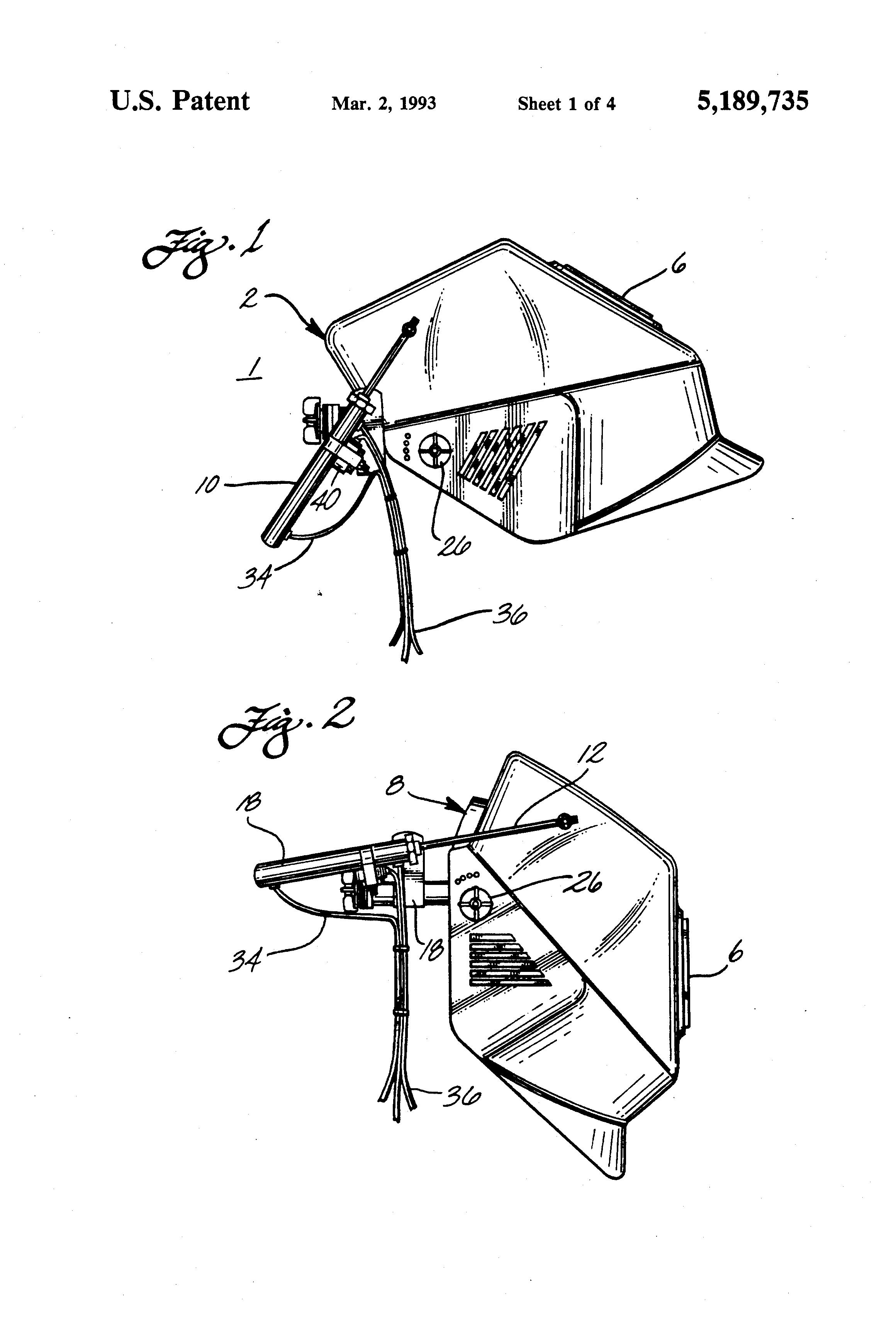 patent us5189735