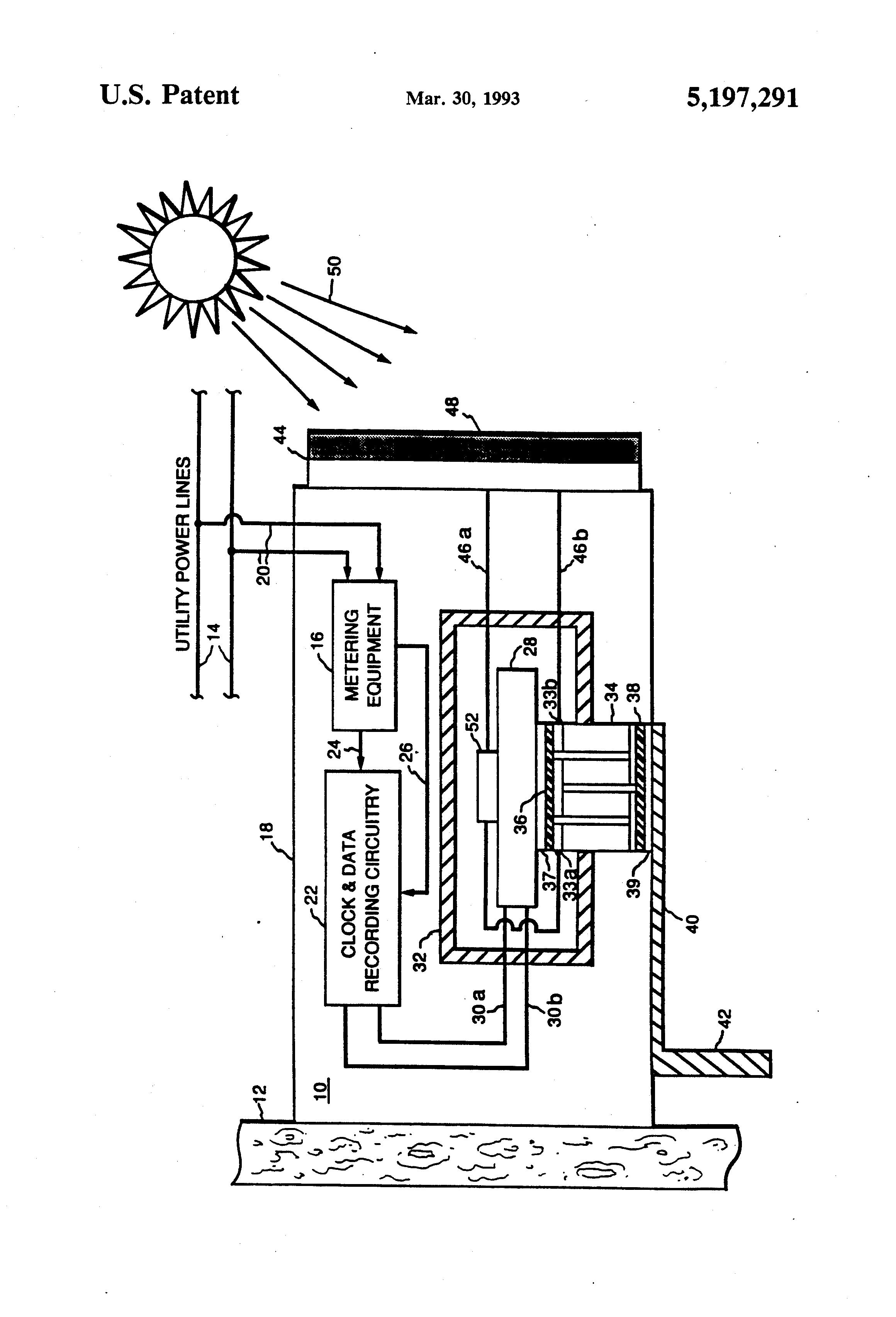 patent us5197291