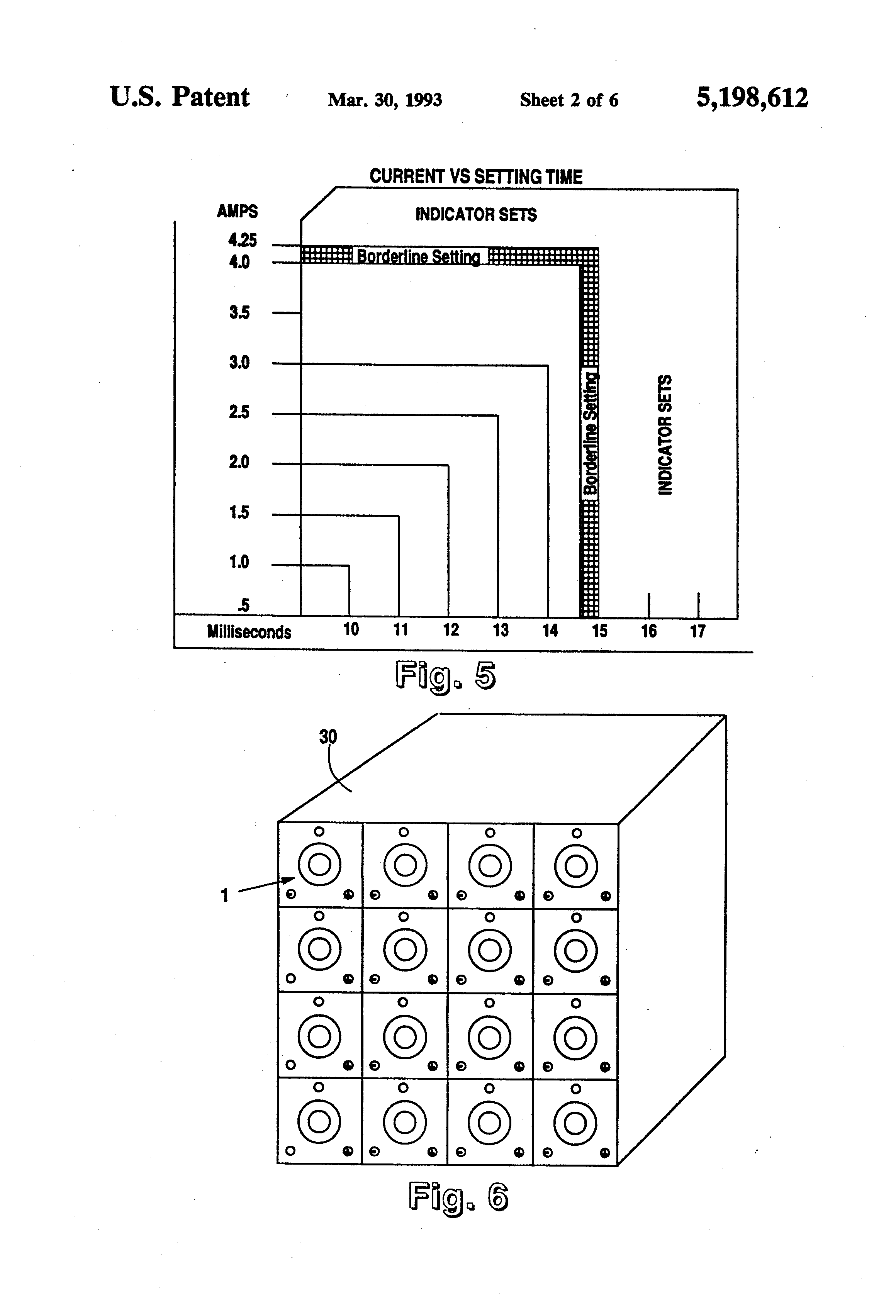 patent us5198612 - in-flight electronic countermeasure payload simulator