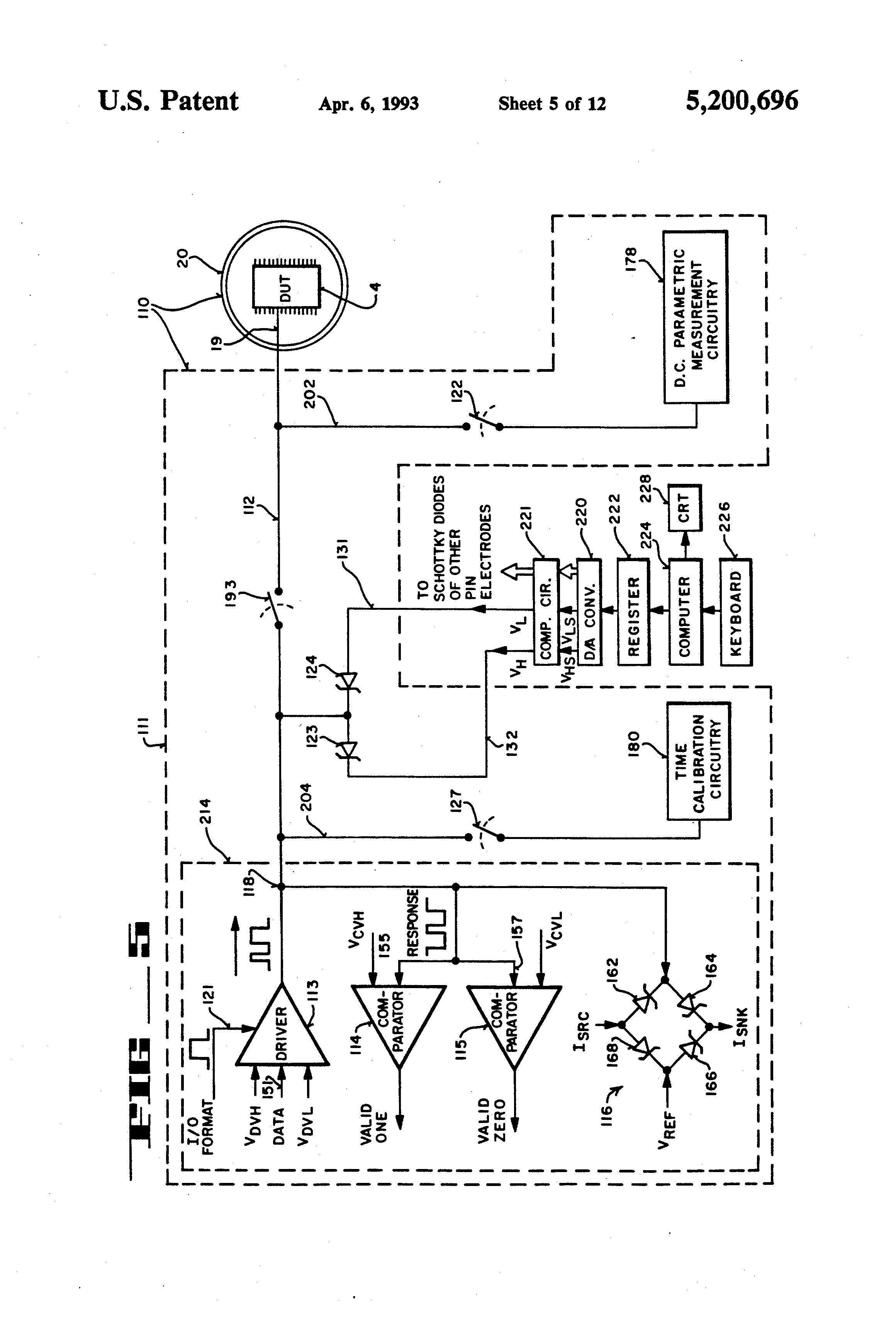 Schottky Diode Circuit 10 Amp Constant Current Load Measuringandtestcircuit