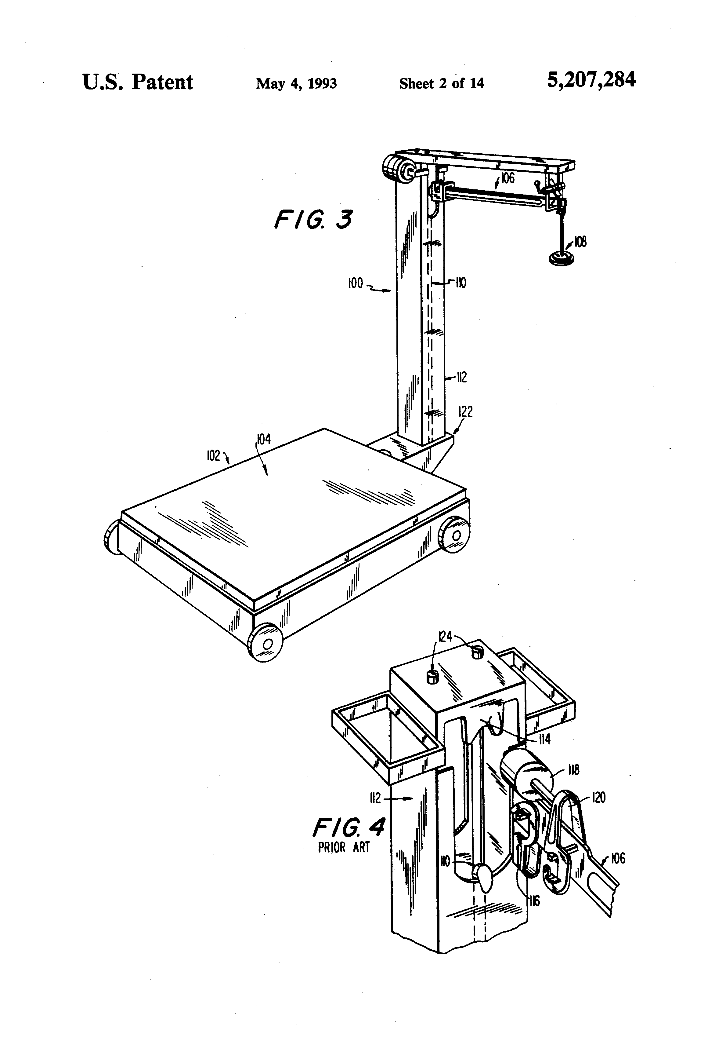 patent us5207284 mechanical scale conversion system google patents