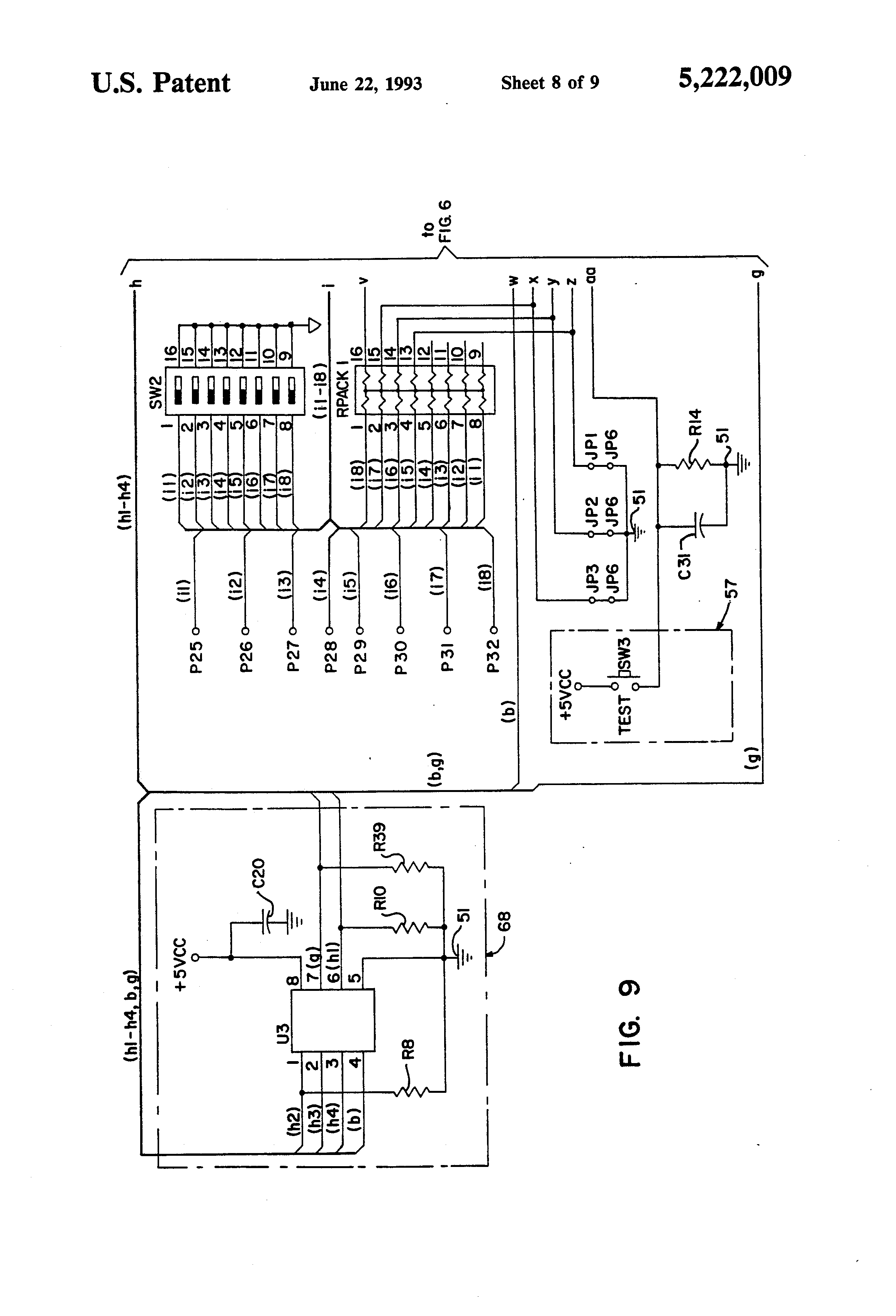 patent us5222009 - solid state overload relay
