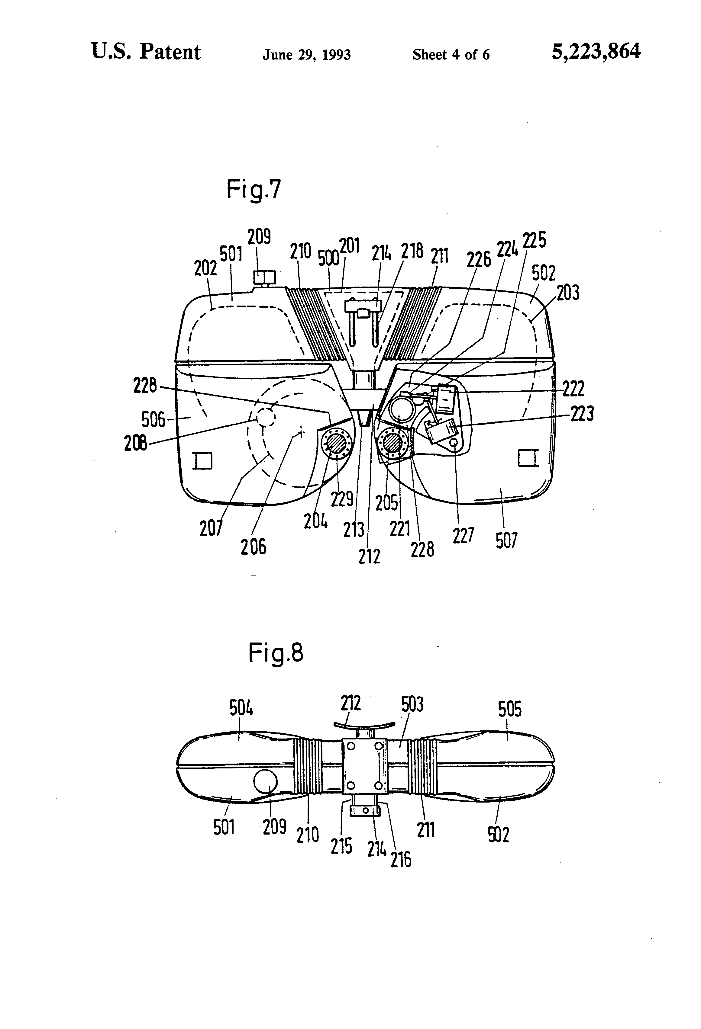 US5223864 4 patent us5223864 phoropter google patents eim actuator wiring diagram at crackthecode.co