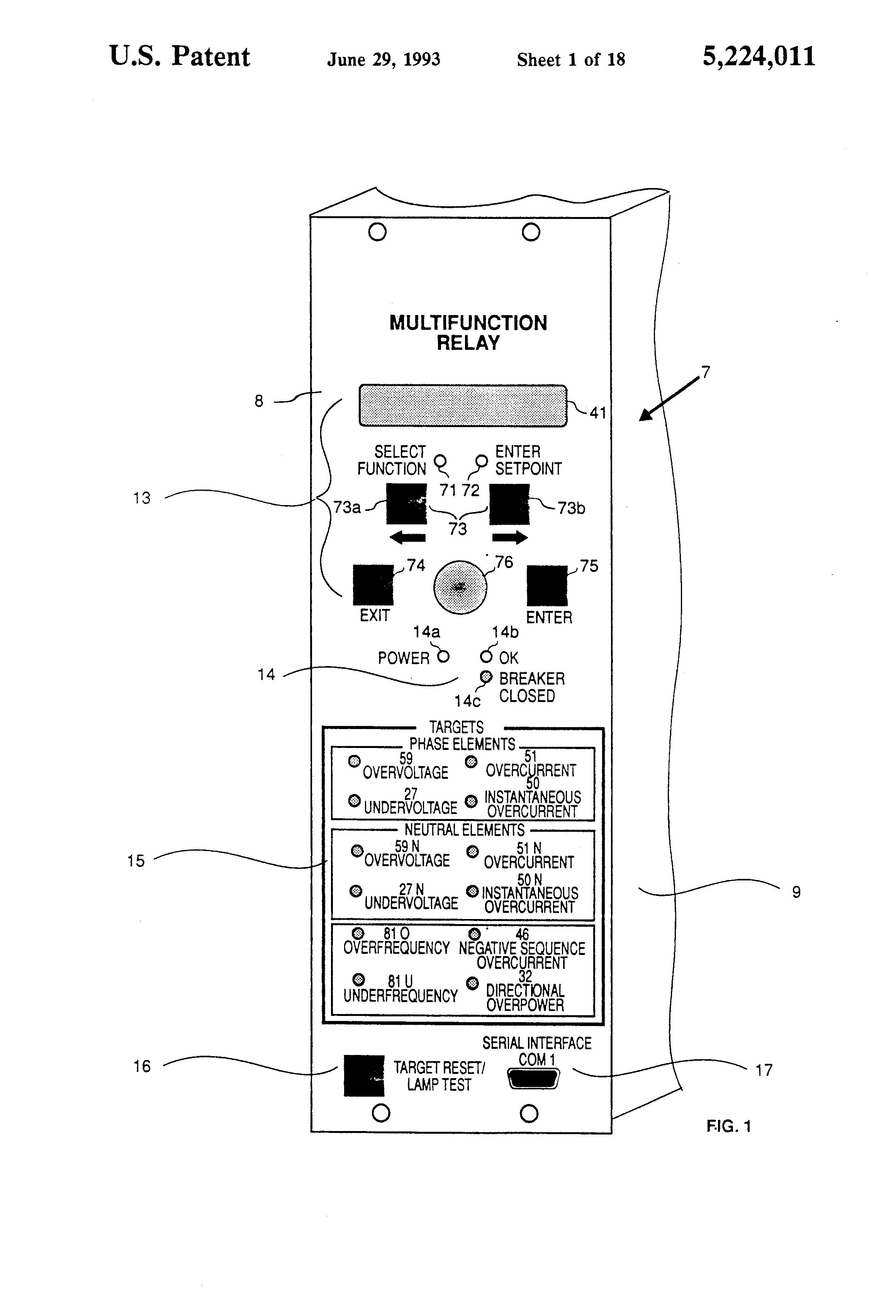 patent us5224011