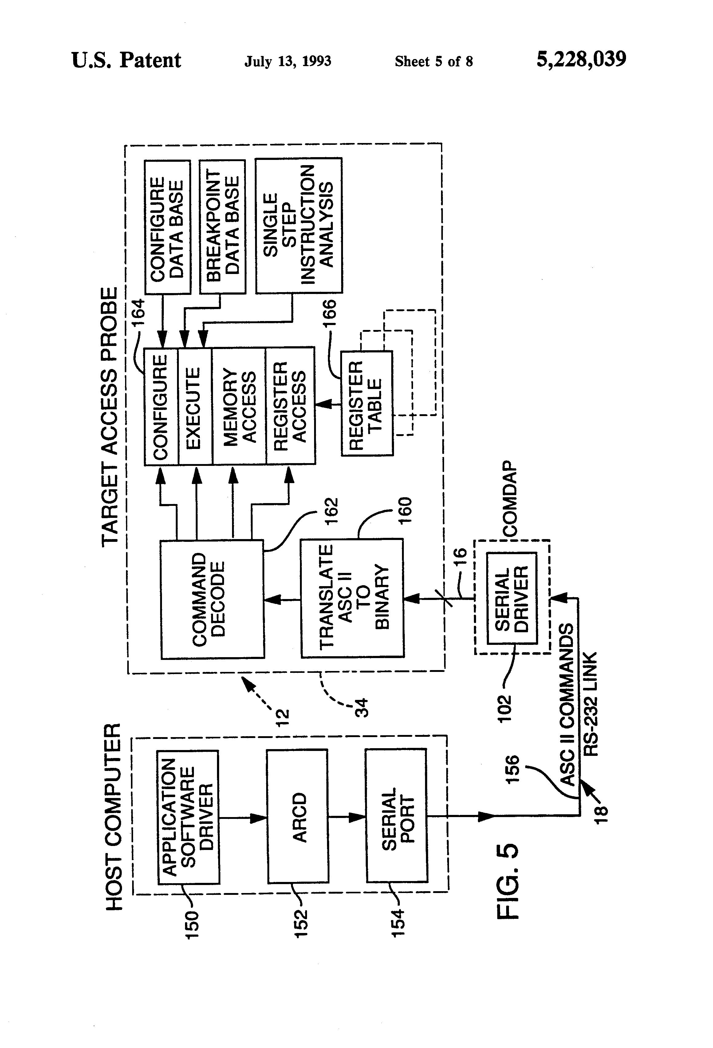 patent us5228039