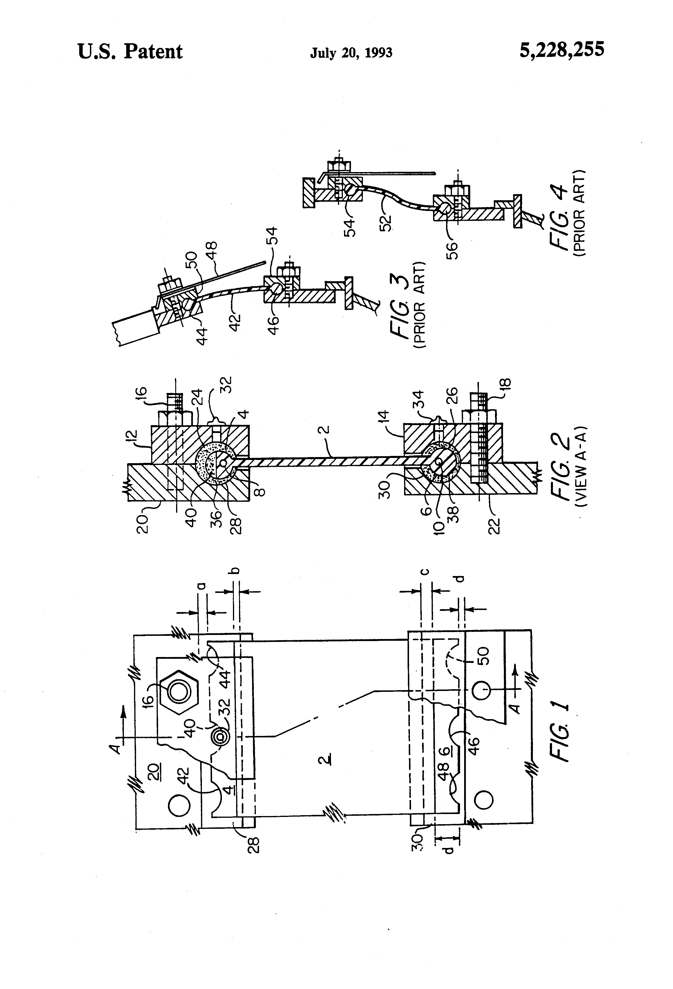 Patent us method and apparatus for improved belt