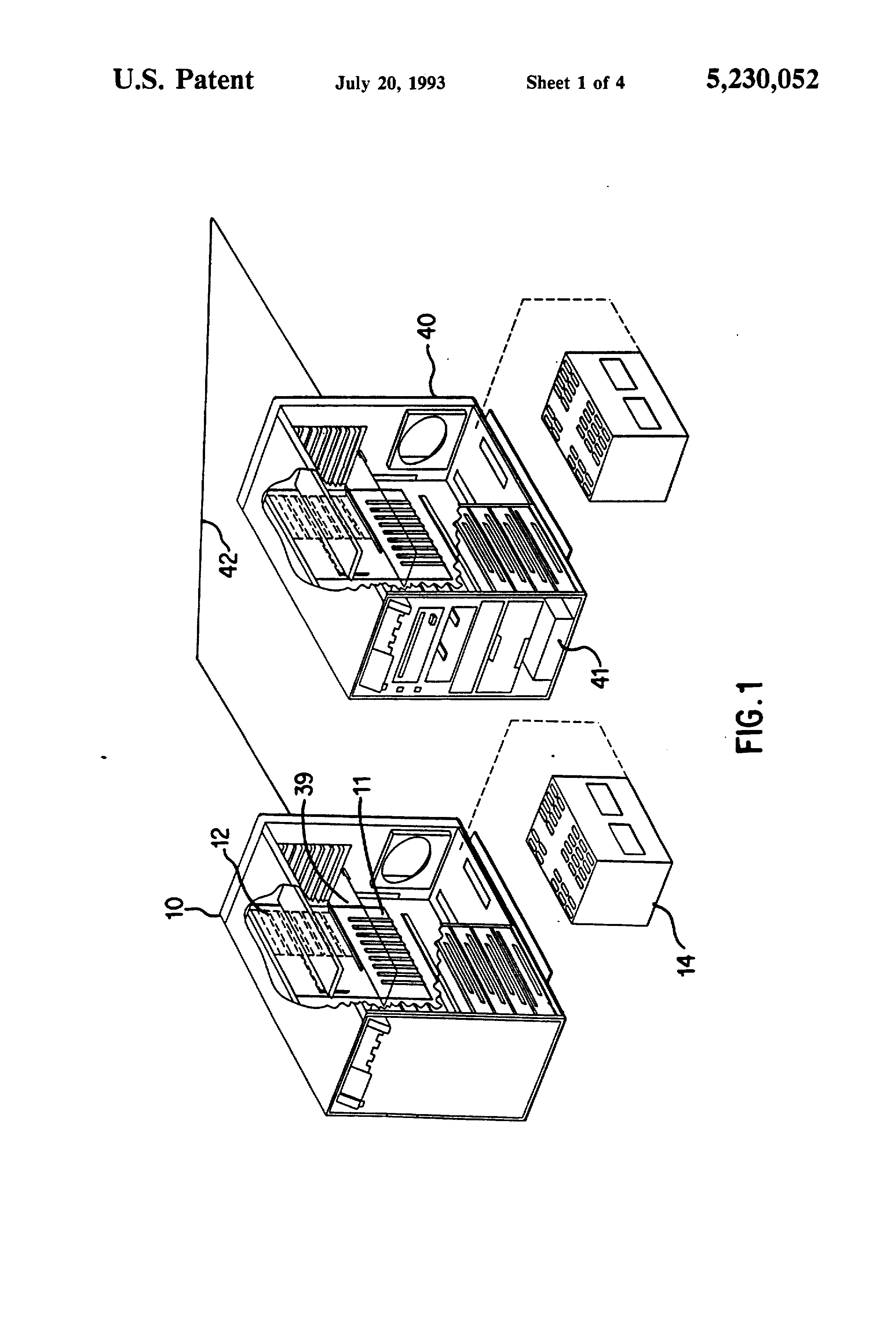 patent us5230052 apparatus and method for loading bios into a rh google com