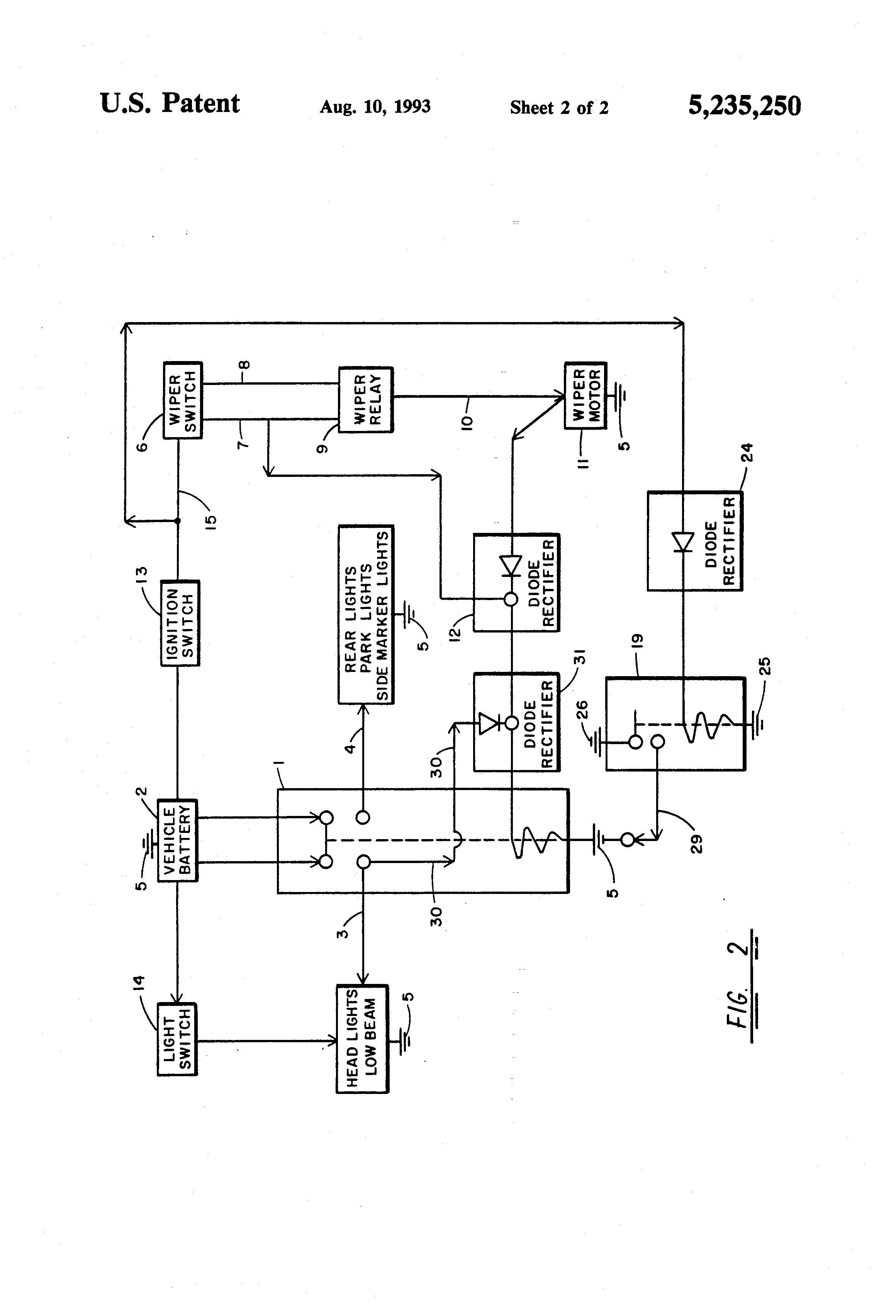 patent us5235250