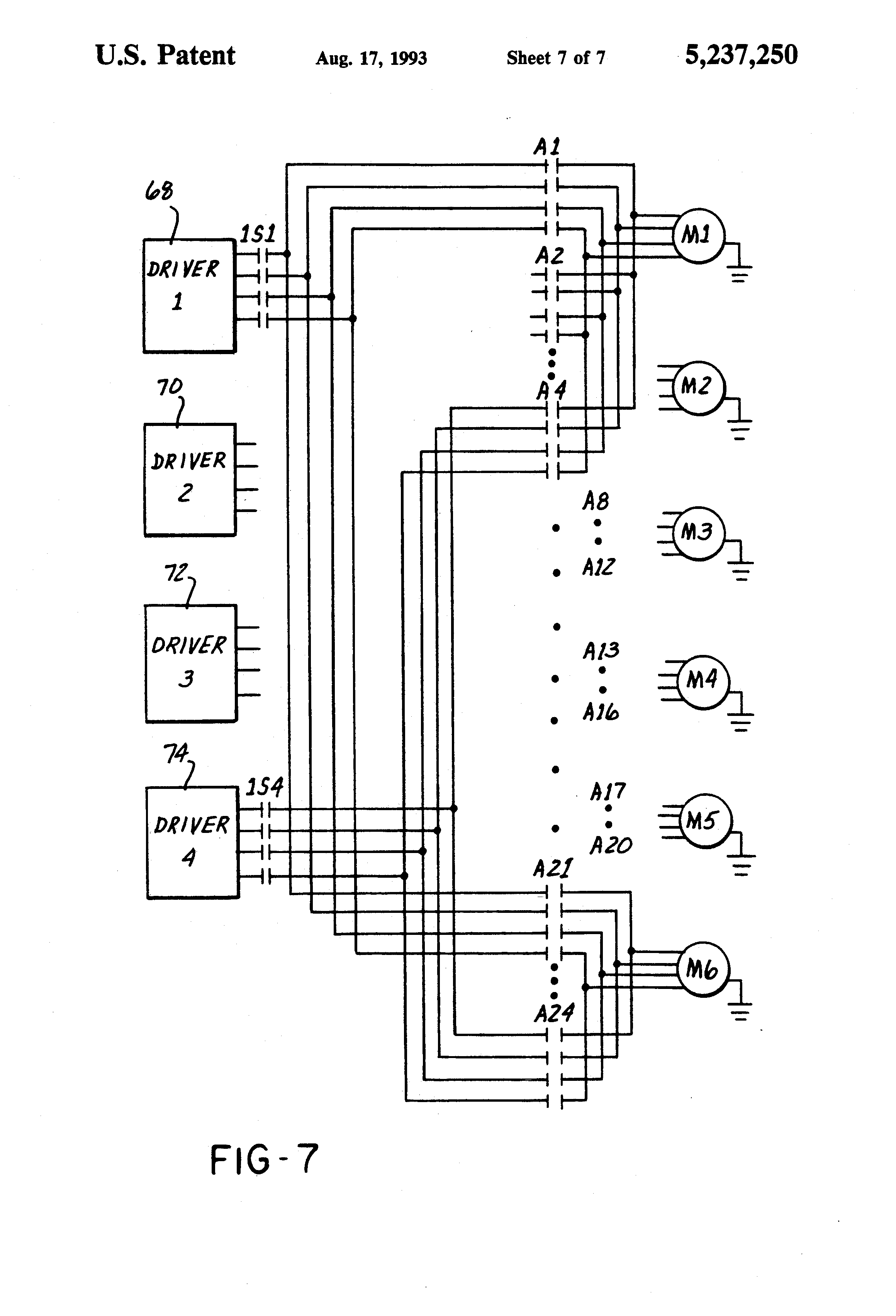 microprocessor based stepper motor control