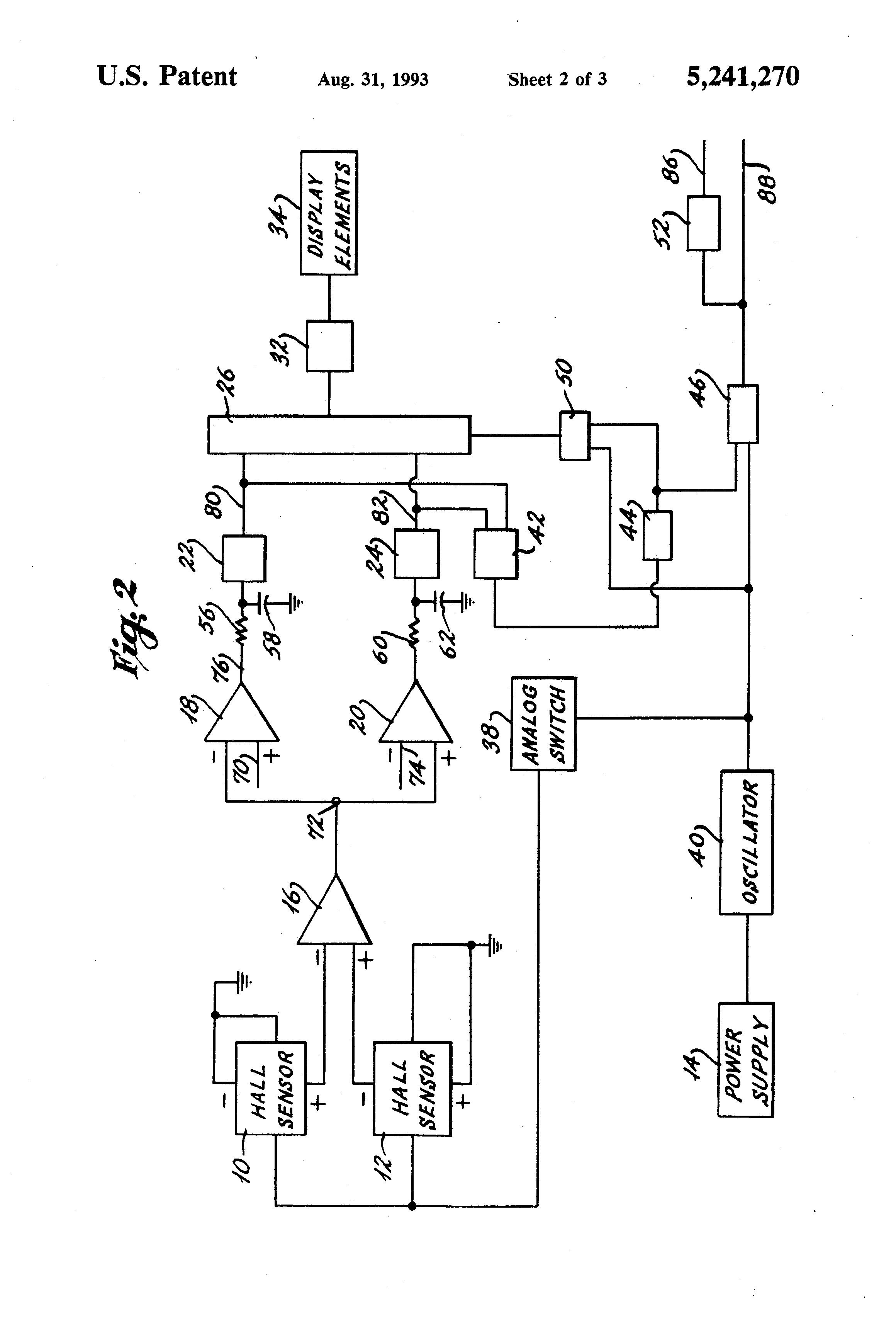 patent us5241270