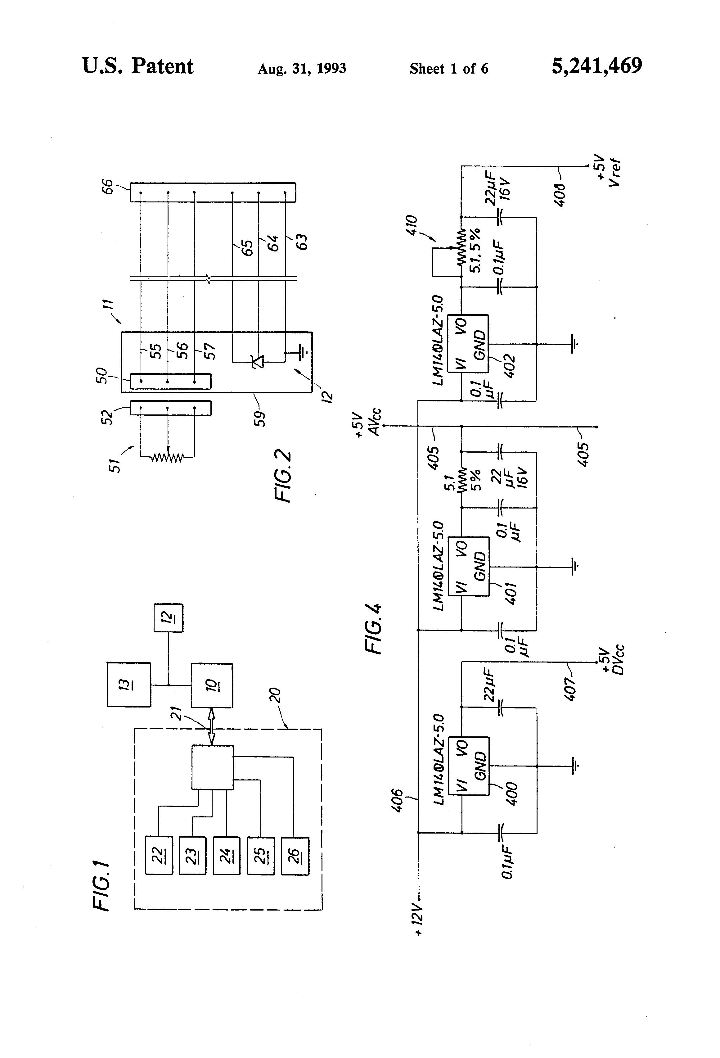 patent us5241469