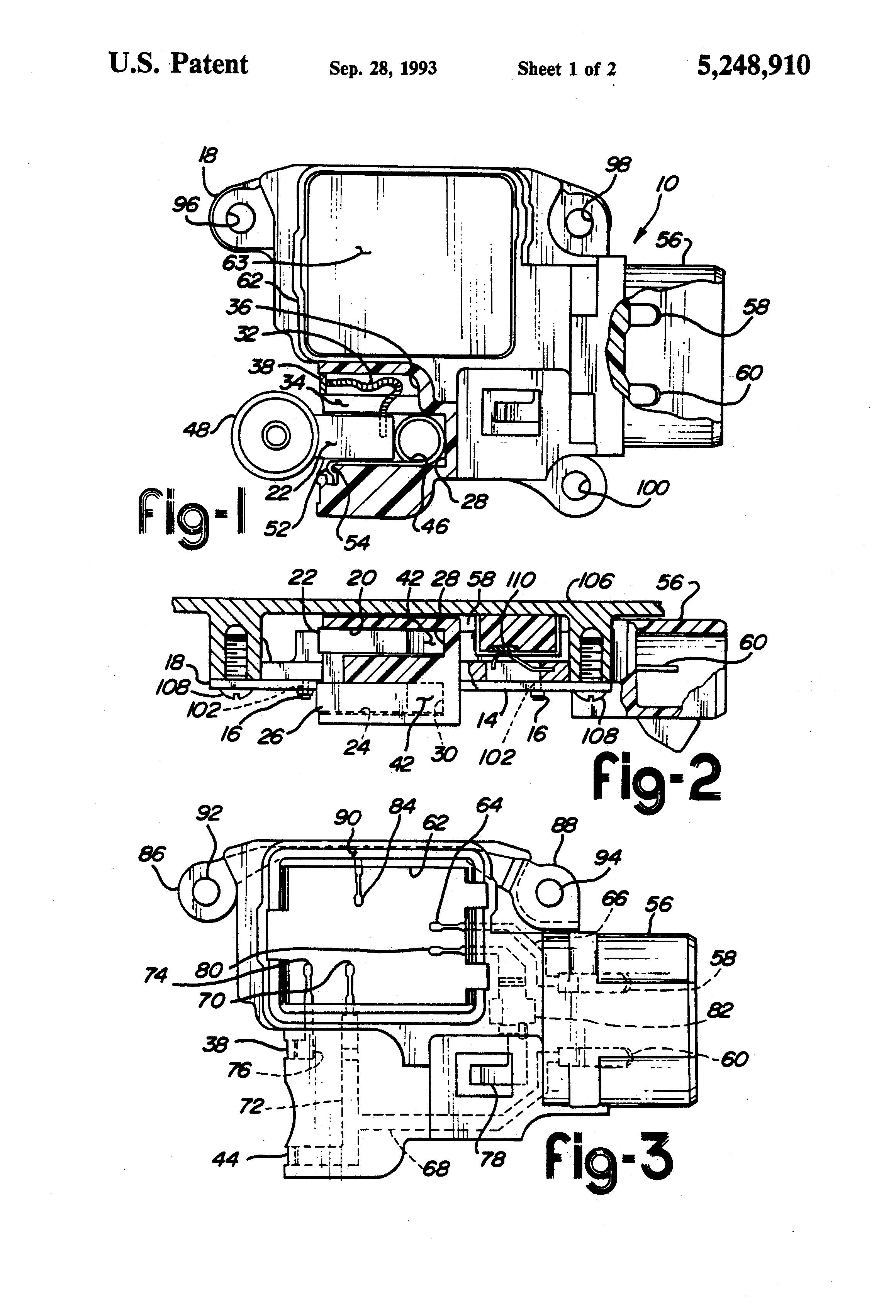 patent us5248910