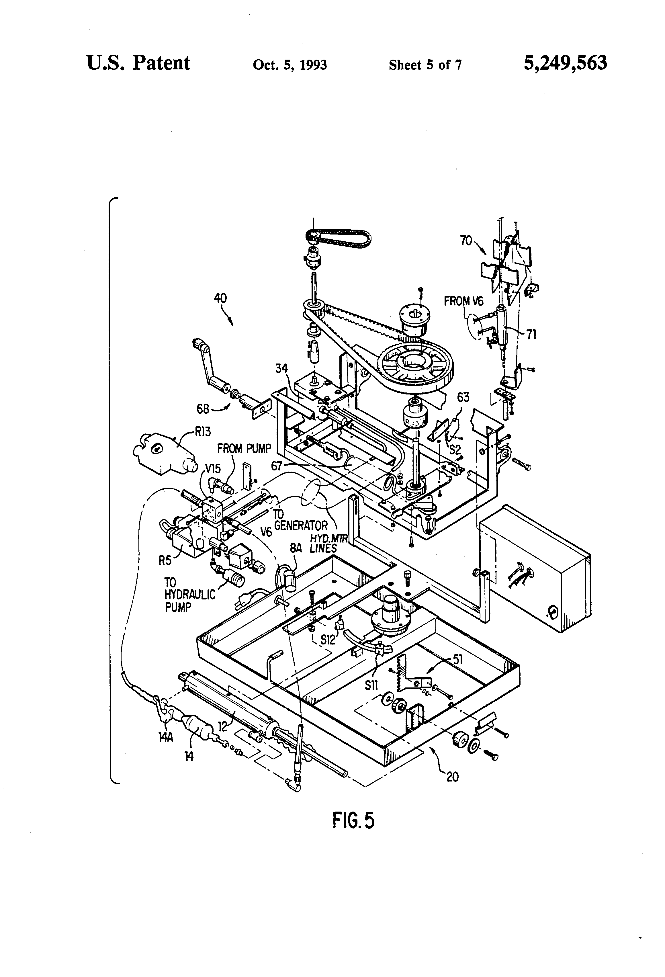 US5249563 5 patent us5249563 apparatus for propelling one or two clay laporte traps wiring diagram at bayanpartner.co