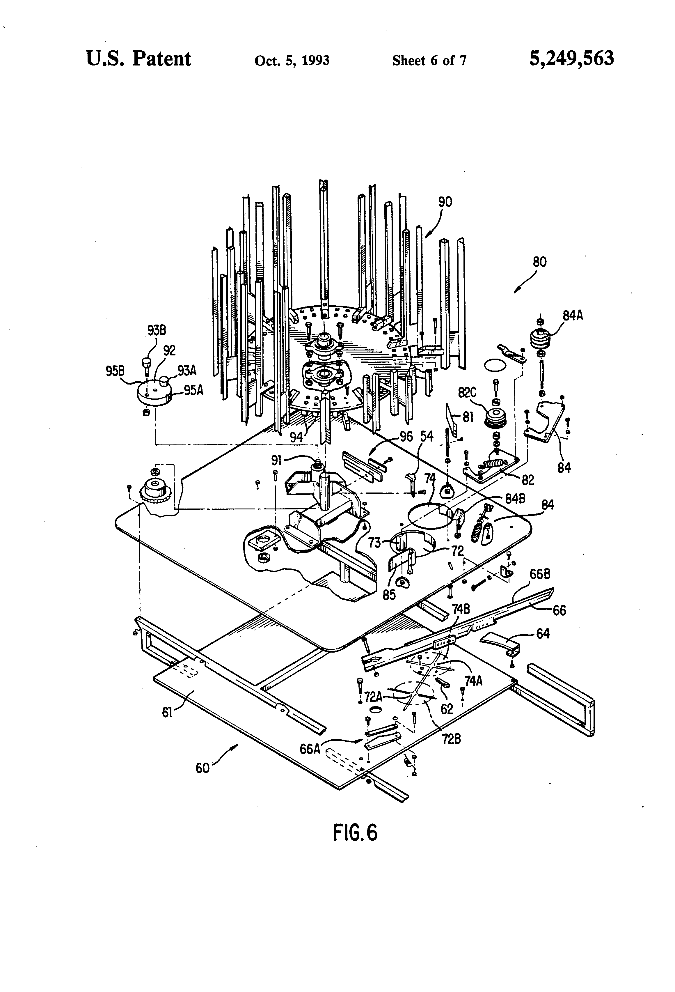 US5249563 6 patent us5249563 apparatus for propelling one or two clay laporte traps wiring diagram at bayanpartner.co