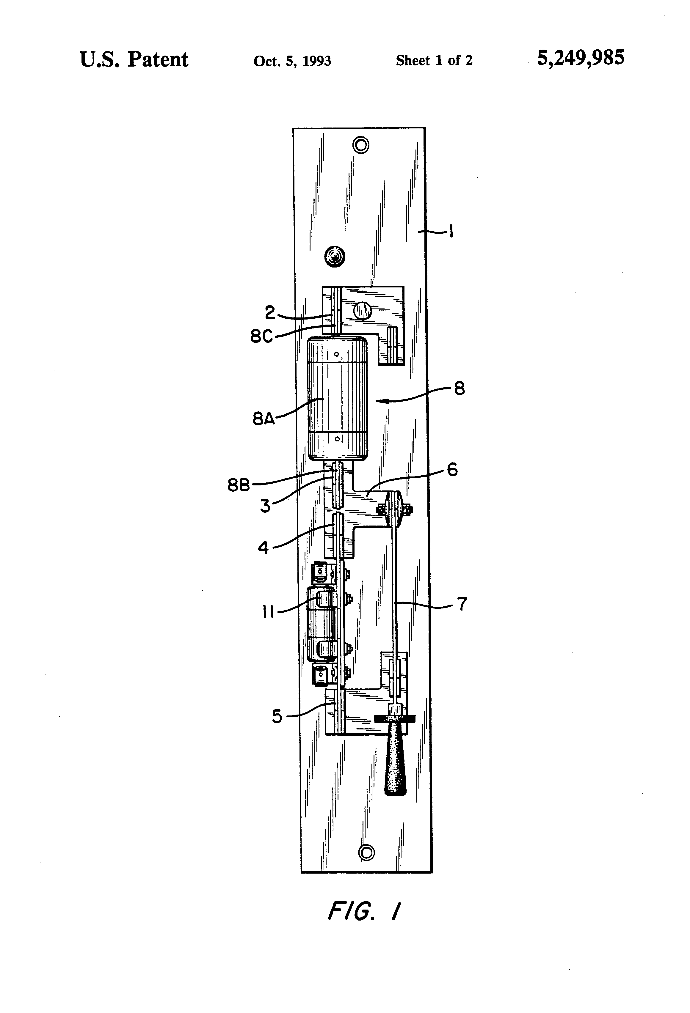 patent us5249985 - fuse holder adapter