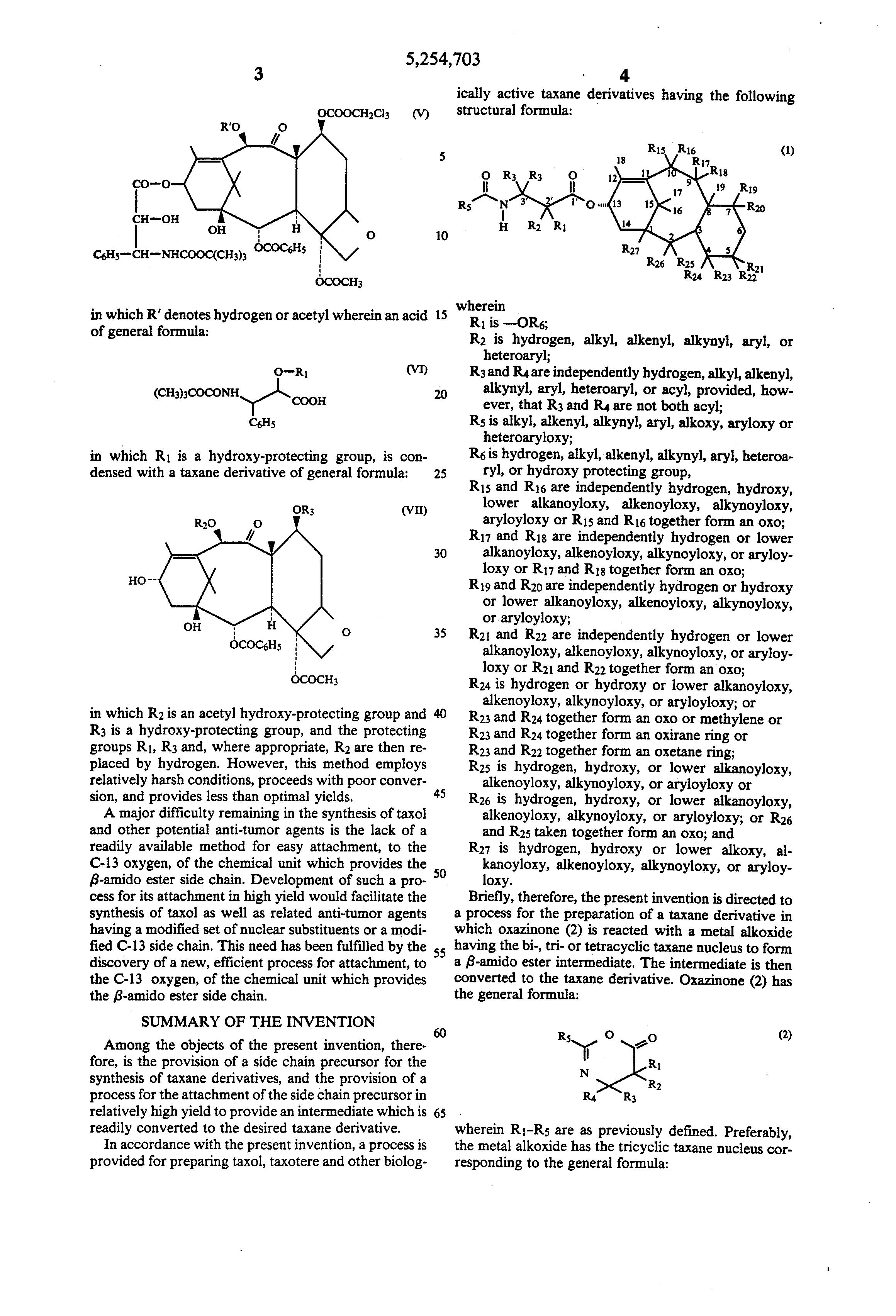 holton semisynthesis of taxol