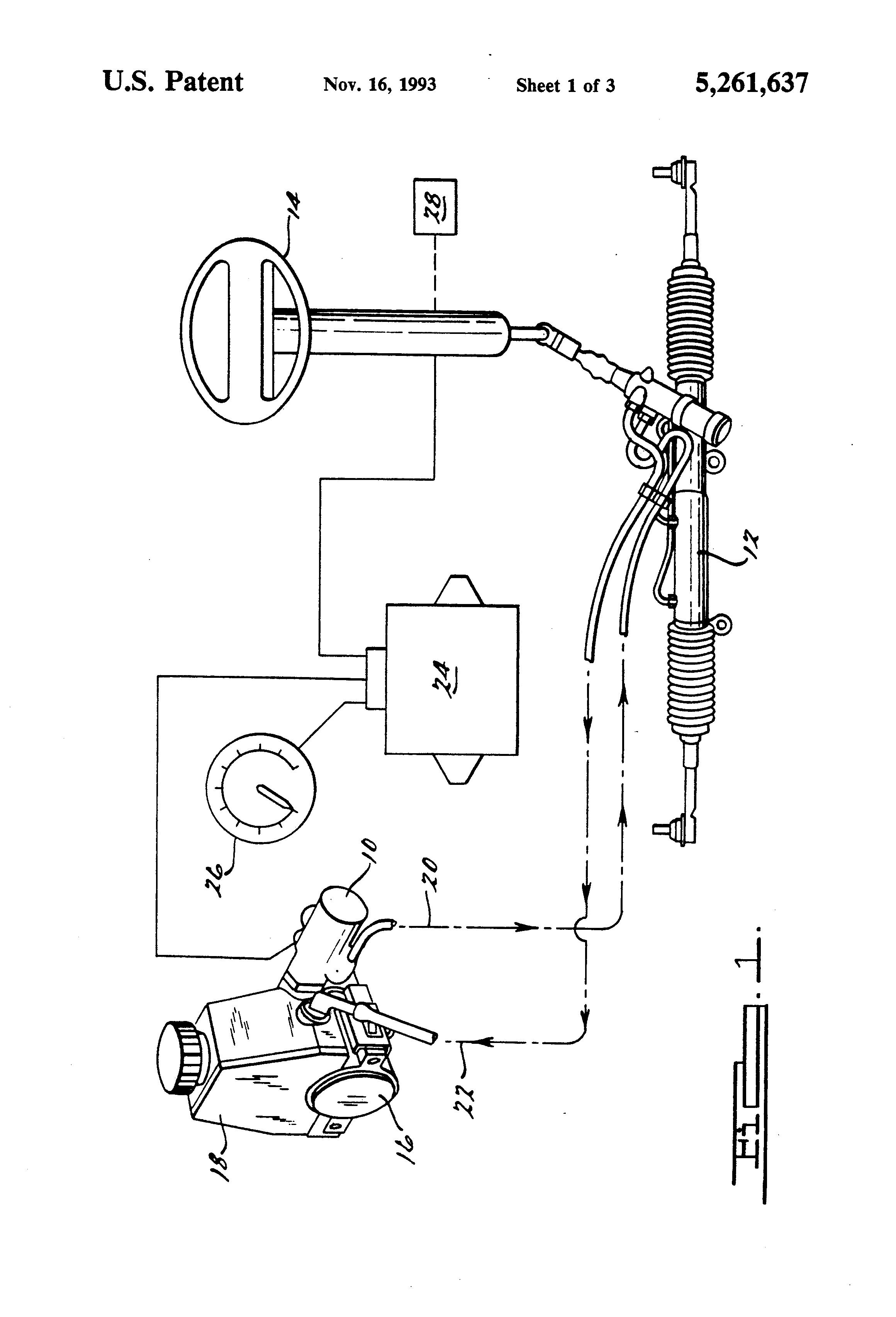 patent us5261637