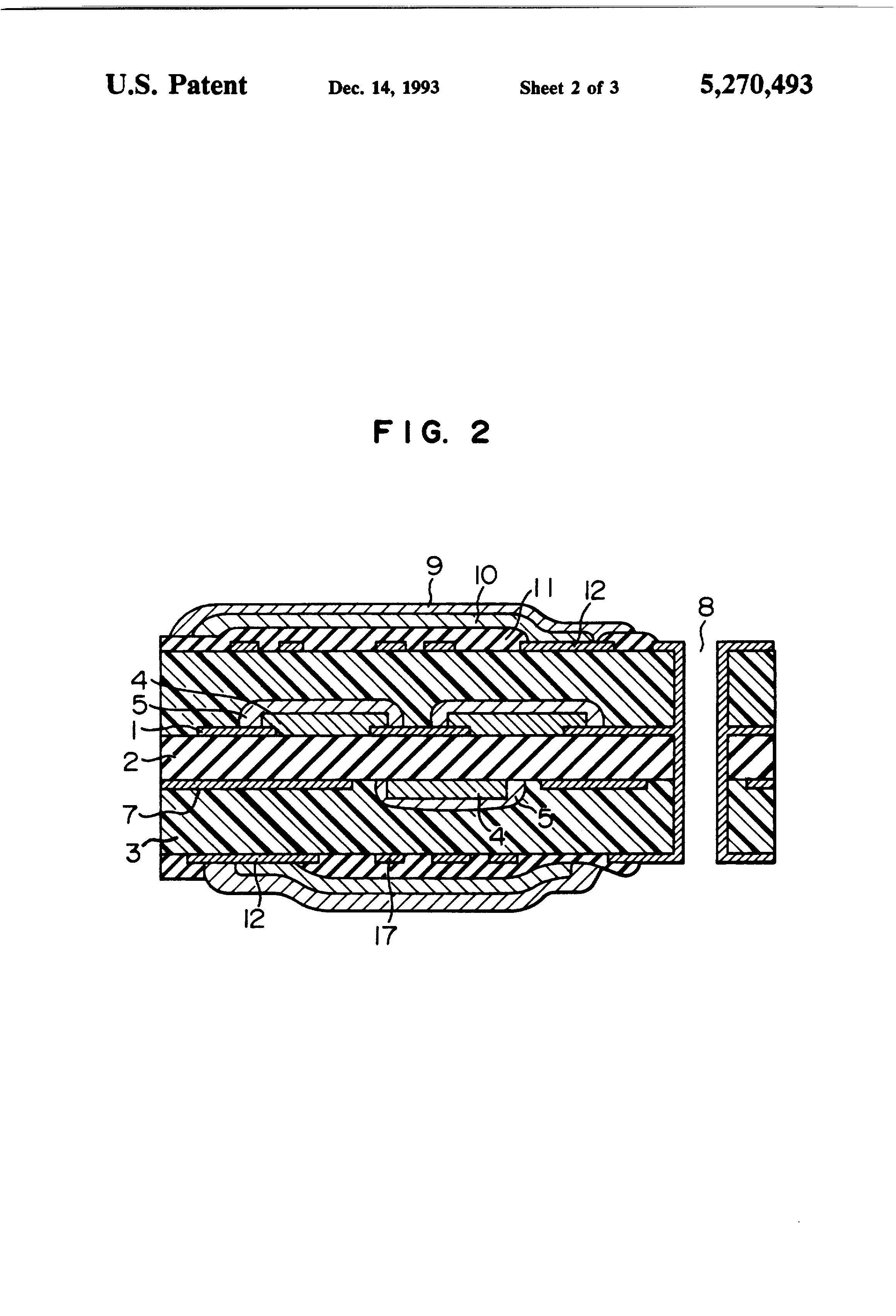 patent us5270493