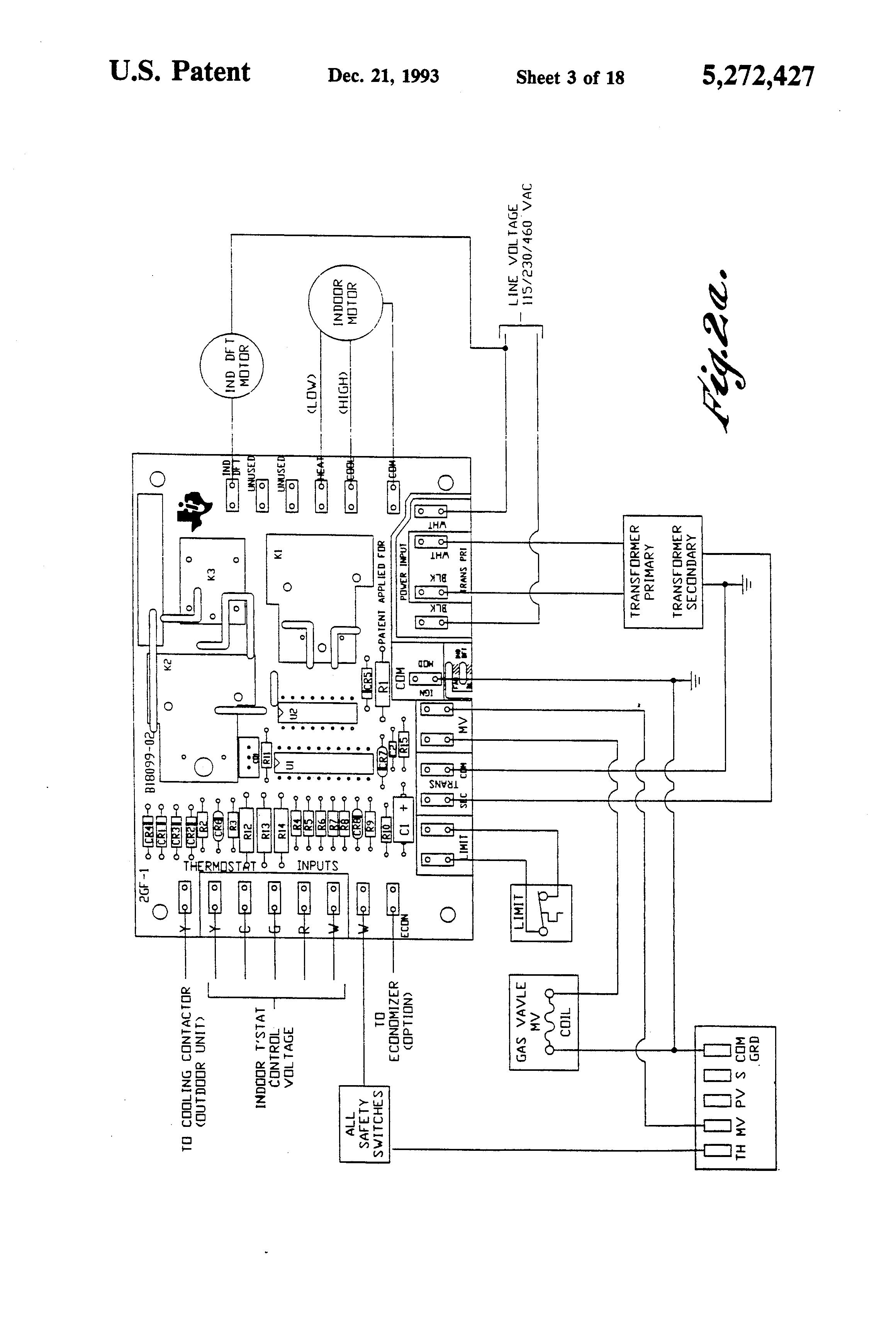 wiring diagram for trane humidistat control trane