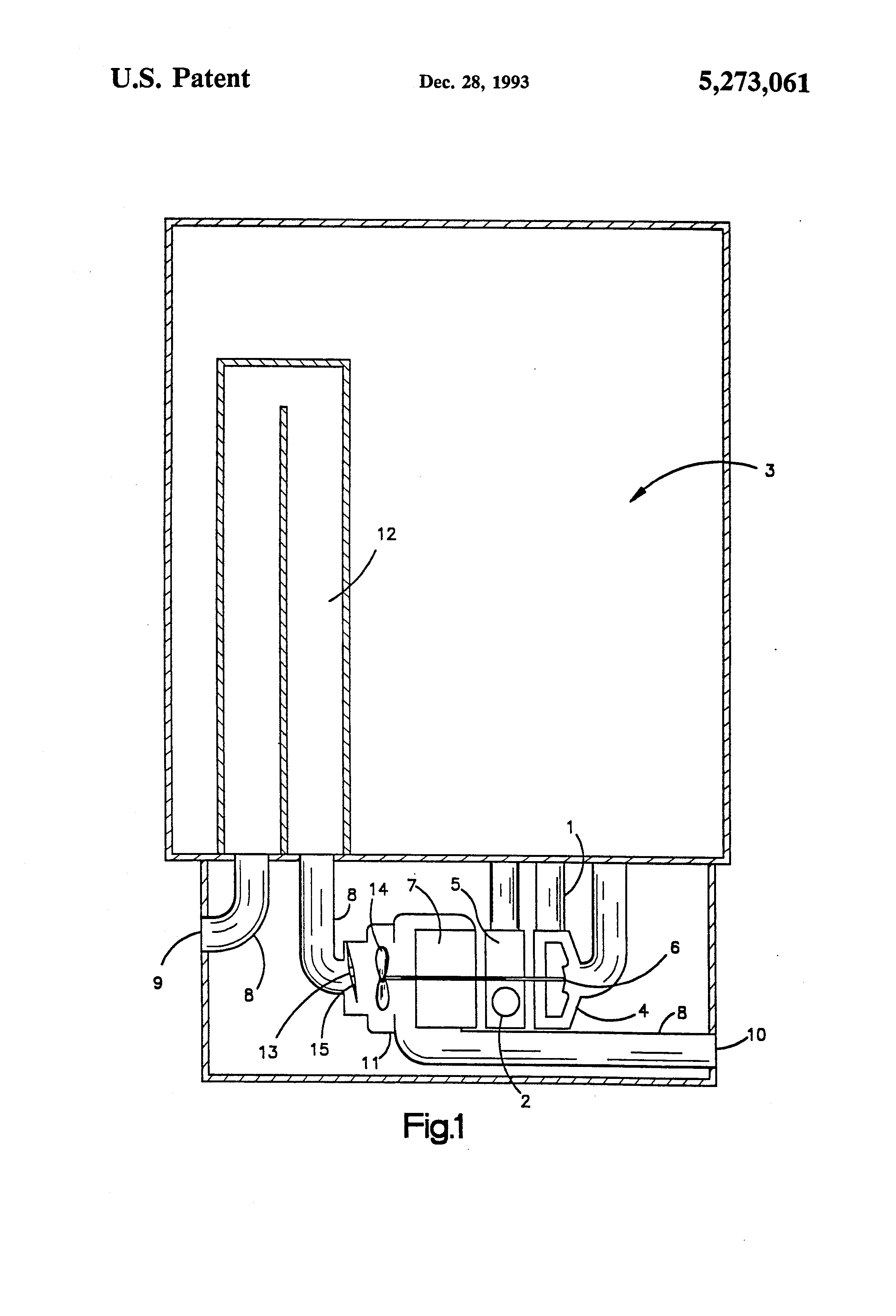 US5273061 1 patent us5273061 dishwasher with drying by condensation google