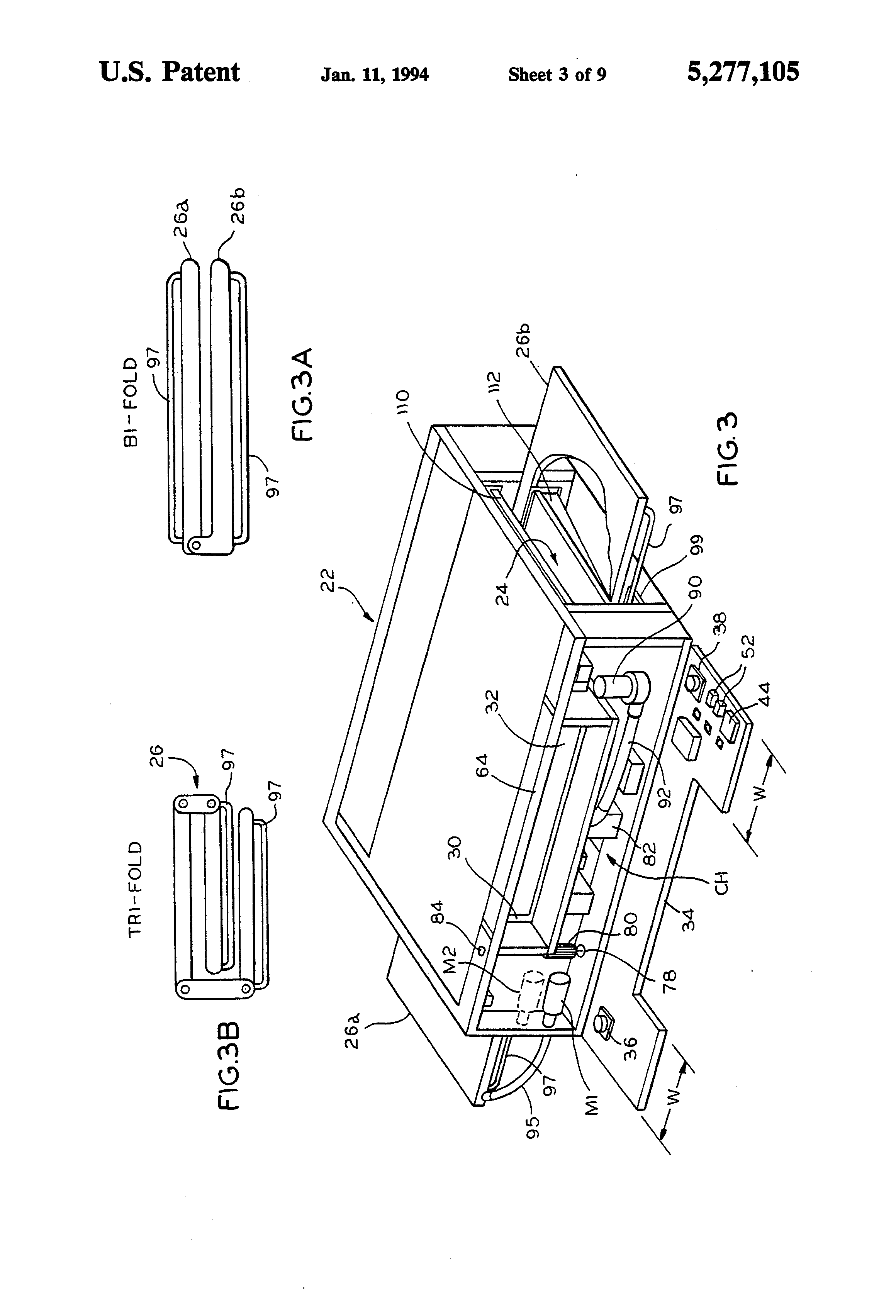 US5277105 3 patent us5277105 low profile stackable conveyor oven google  at alyssarenee.co