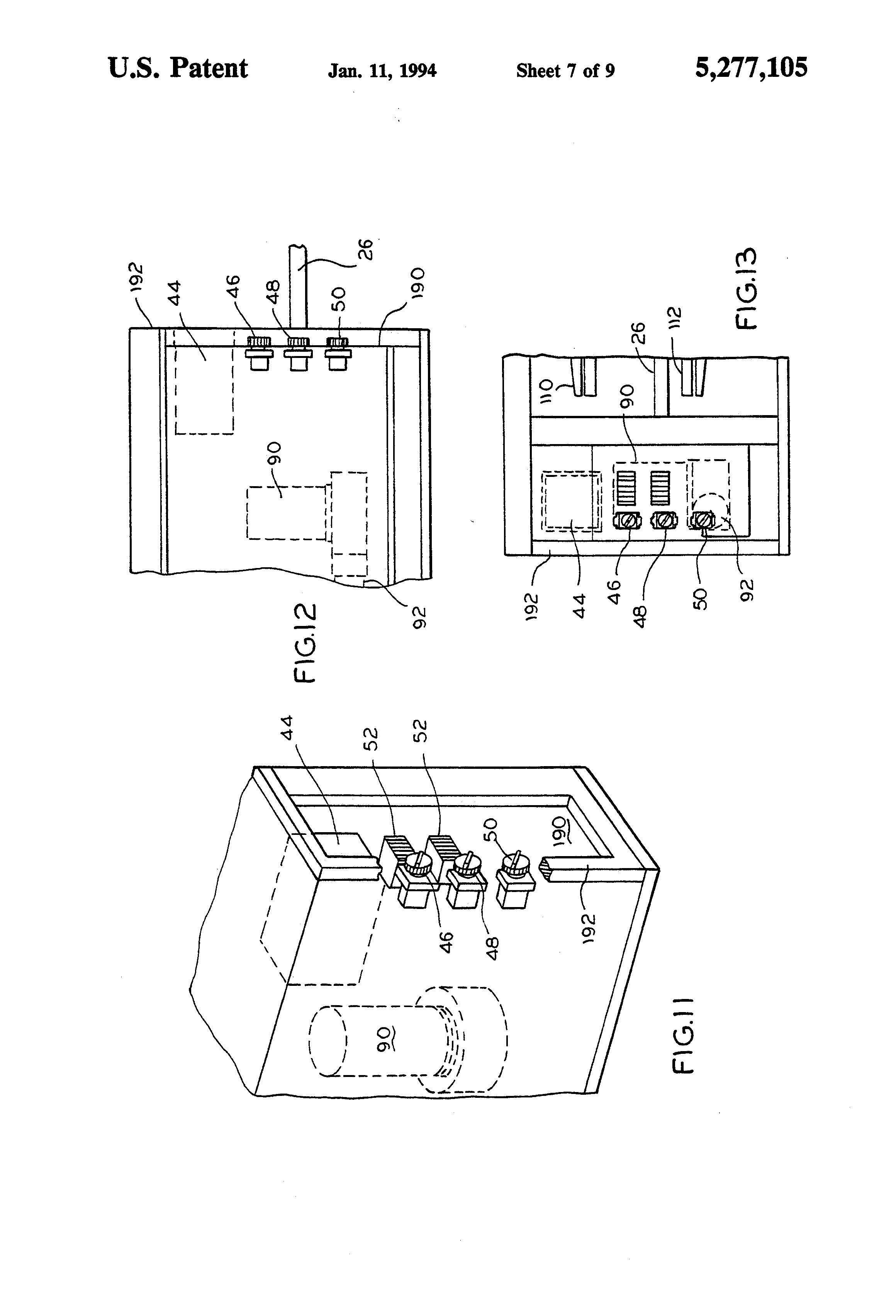 US5277105 7 patent us5277105 low profile stackable conveyor oven google  at alyssarenee.co