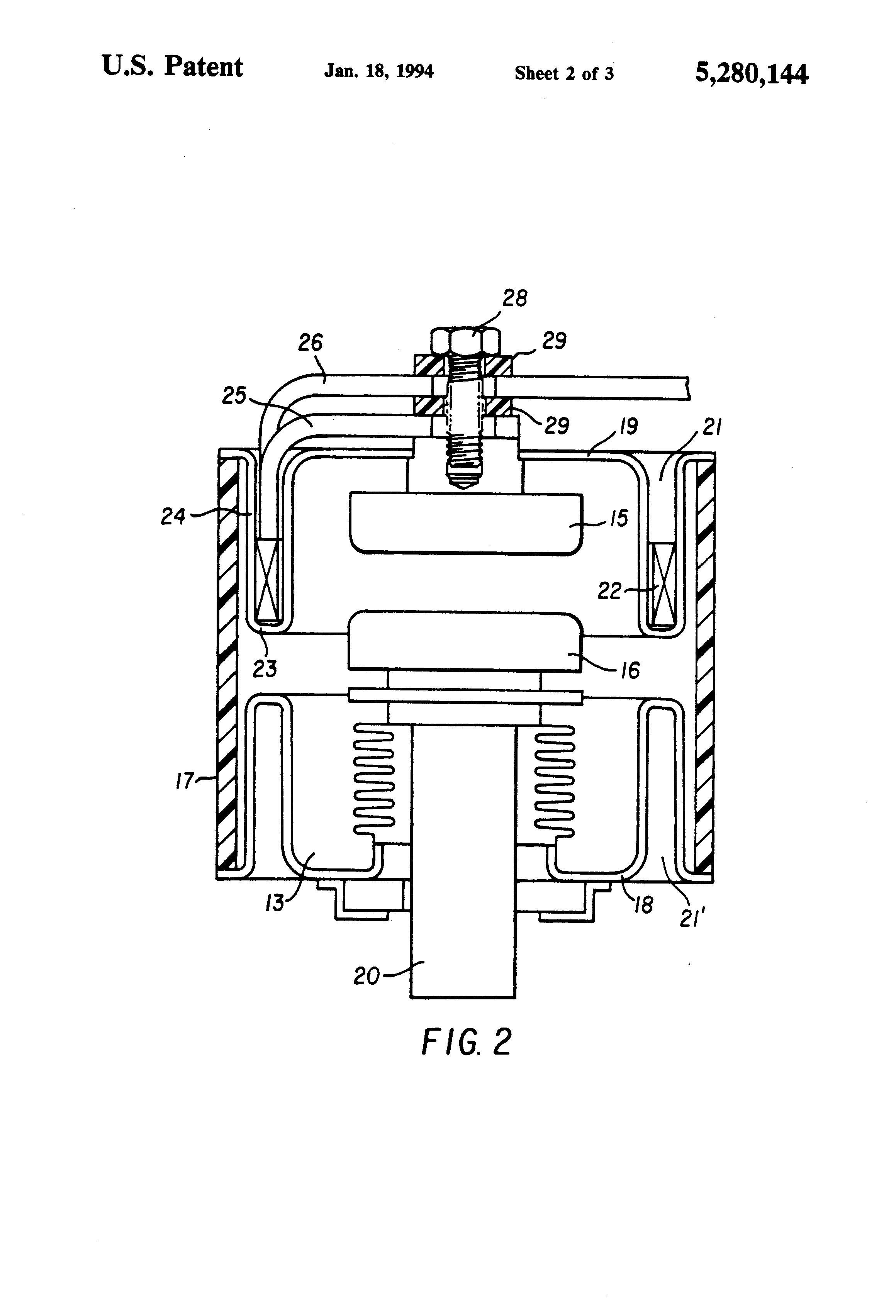 patent us5280144