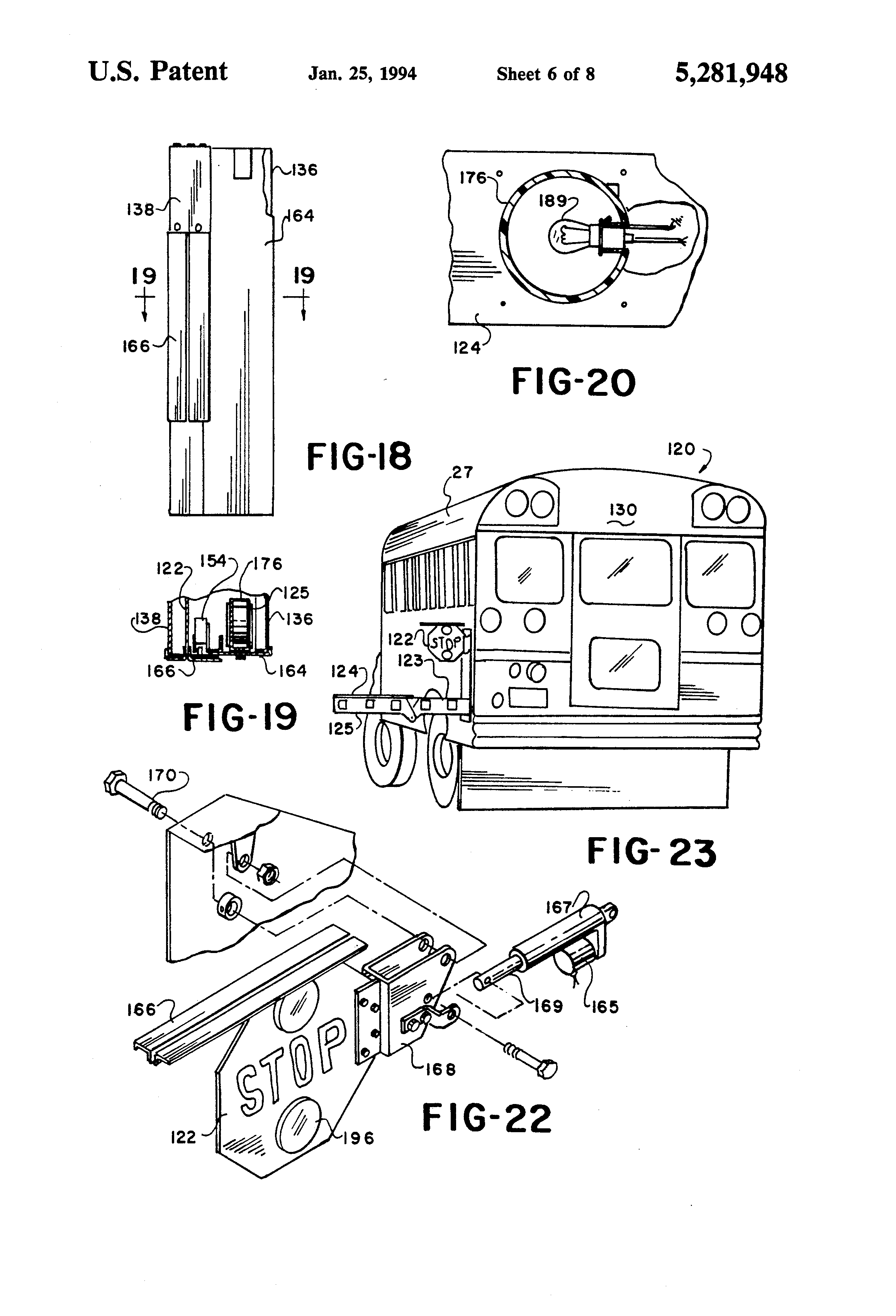 US5281948 6 patent us5281948 folding school bus stopping arm google patents  at readyjetset.co