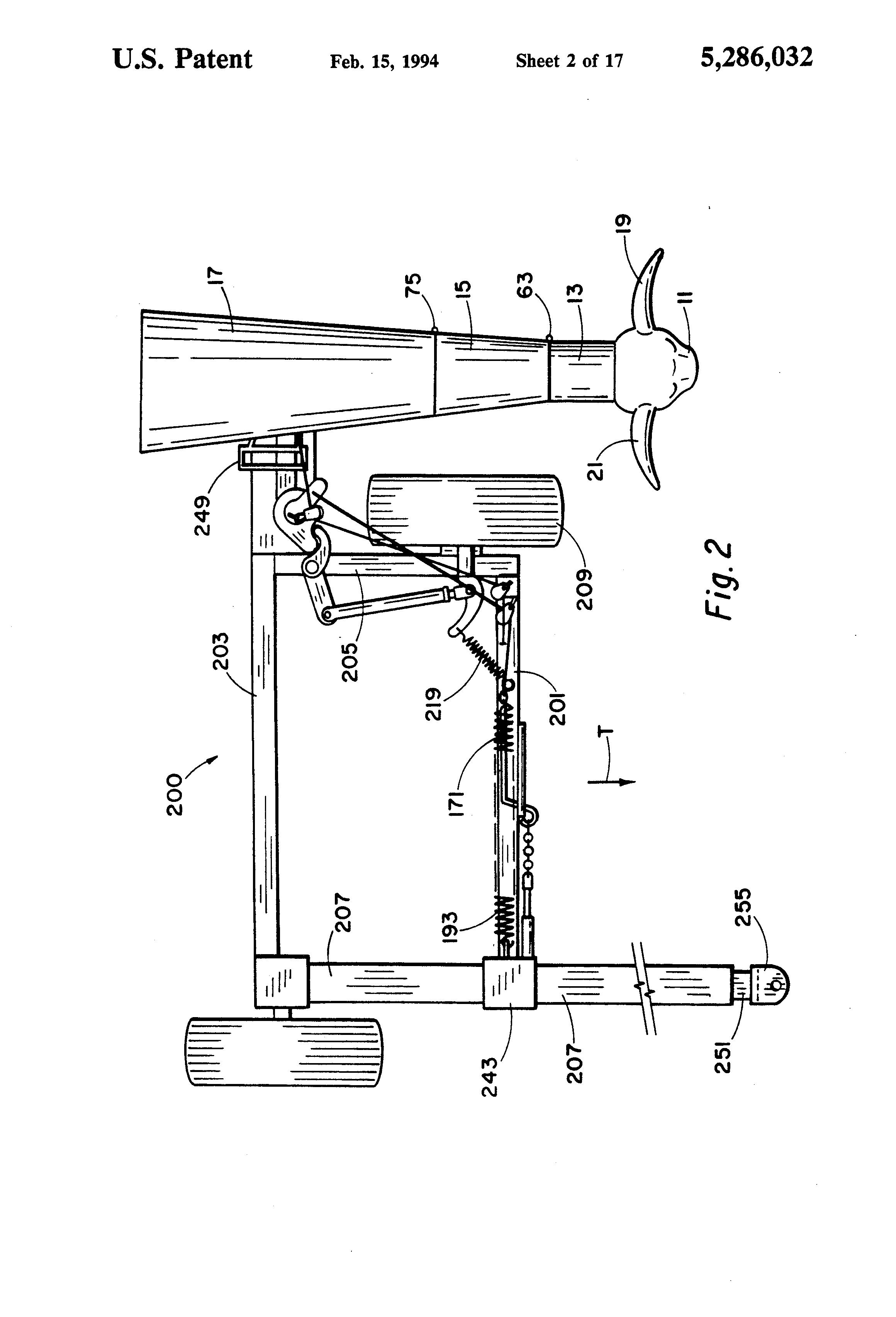 Patent Us5286032 - Steer Wrestling Dummy