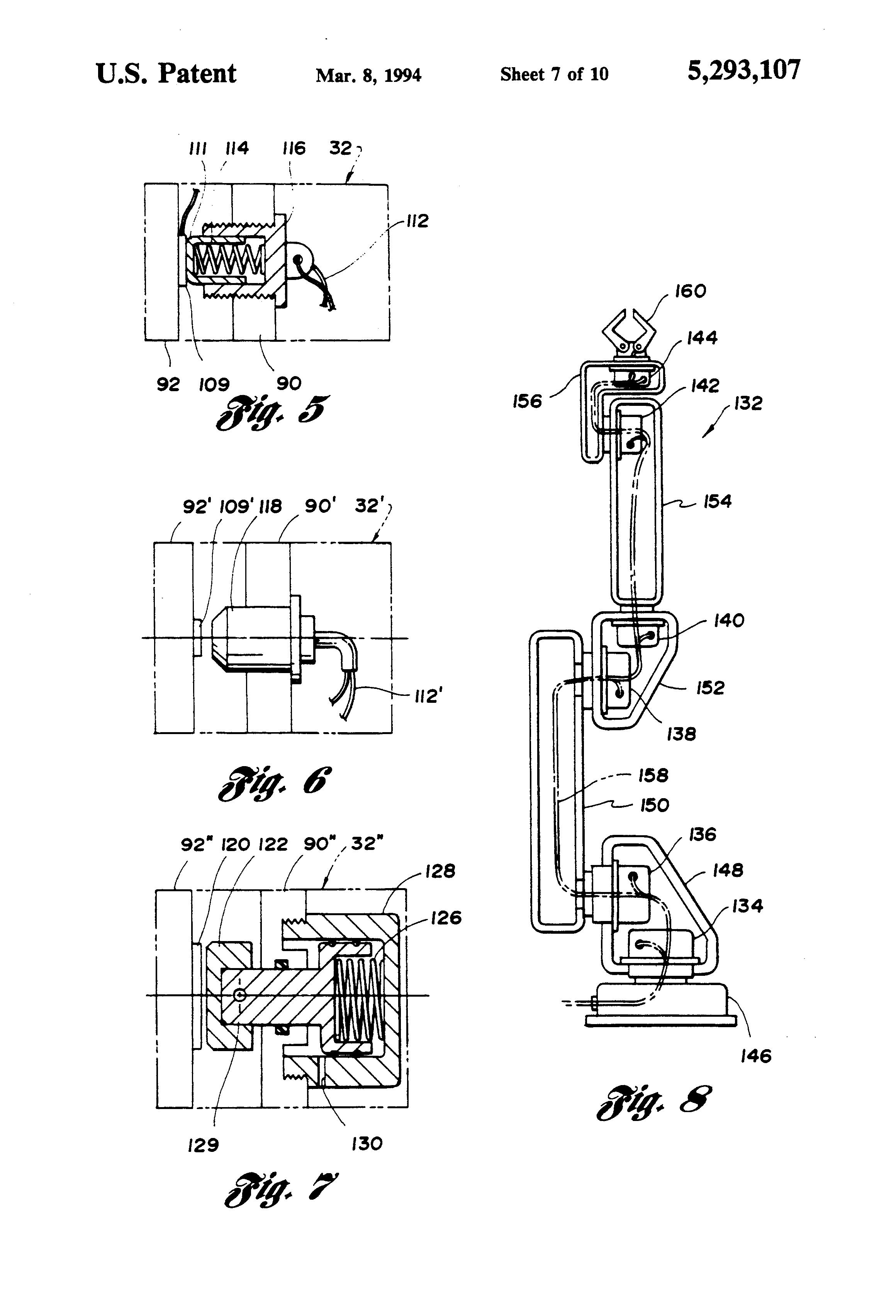 patent us5293107