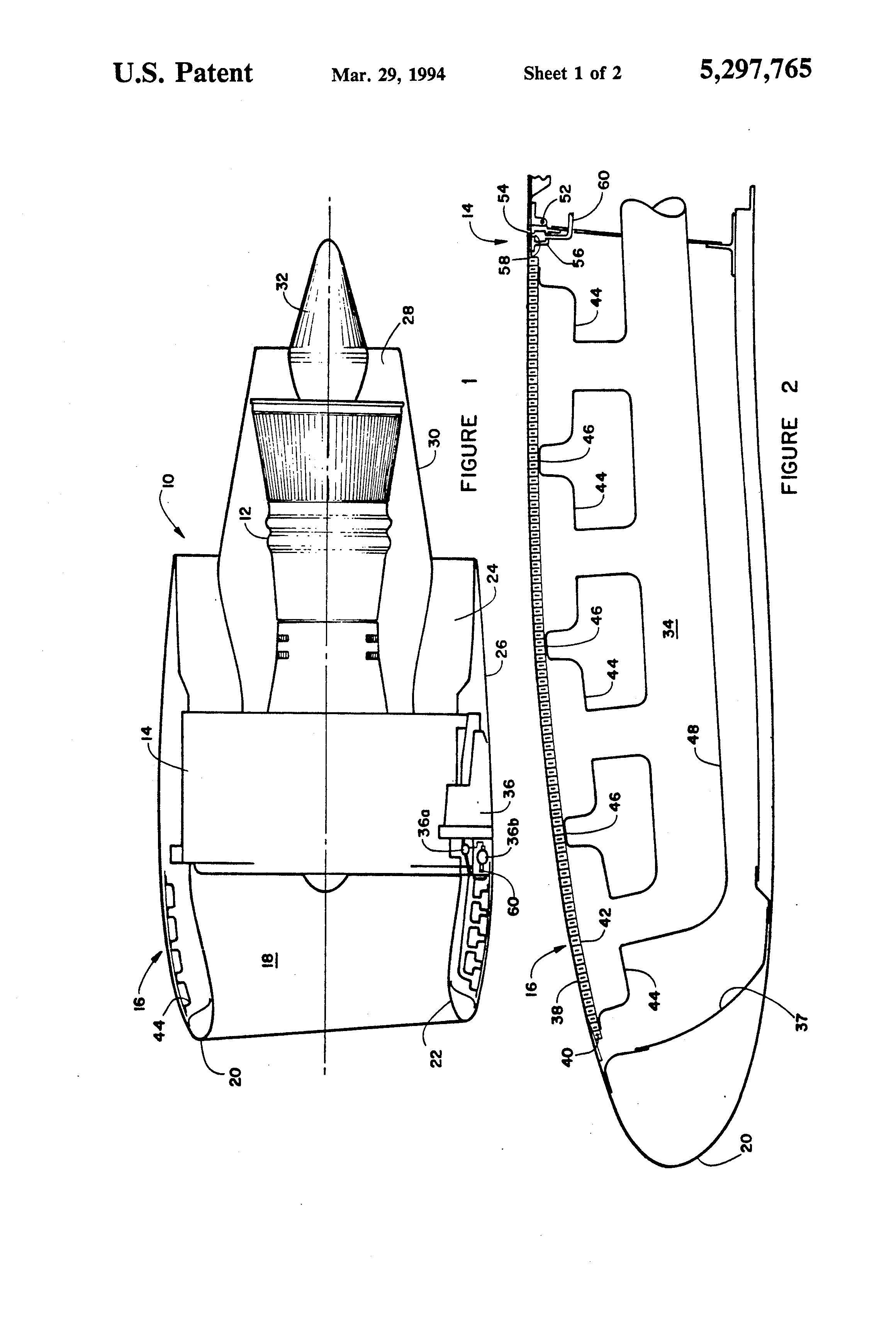 patent us5297765
