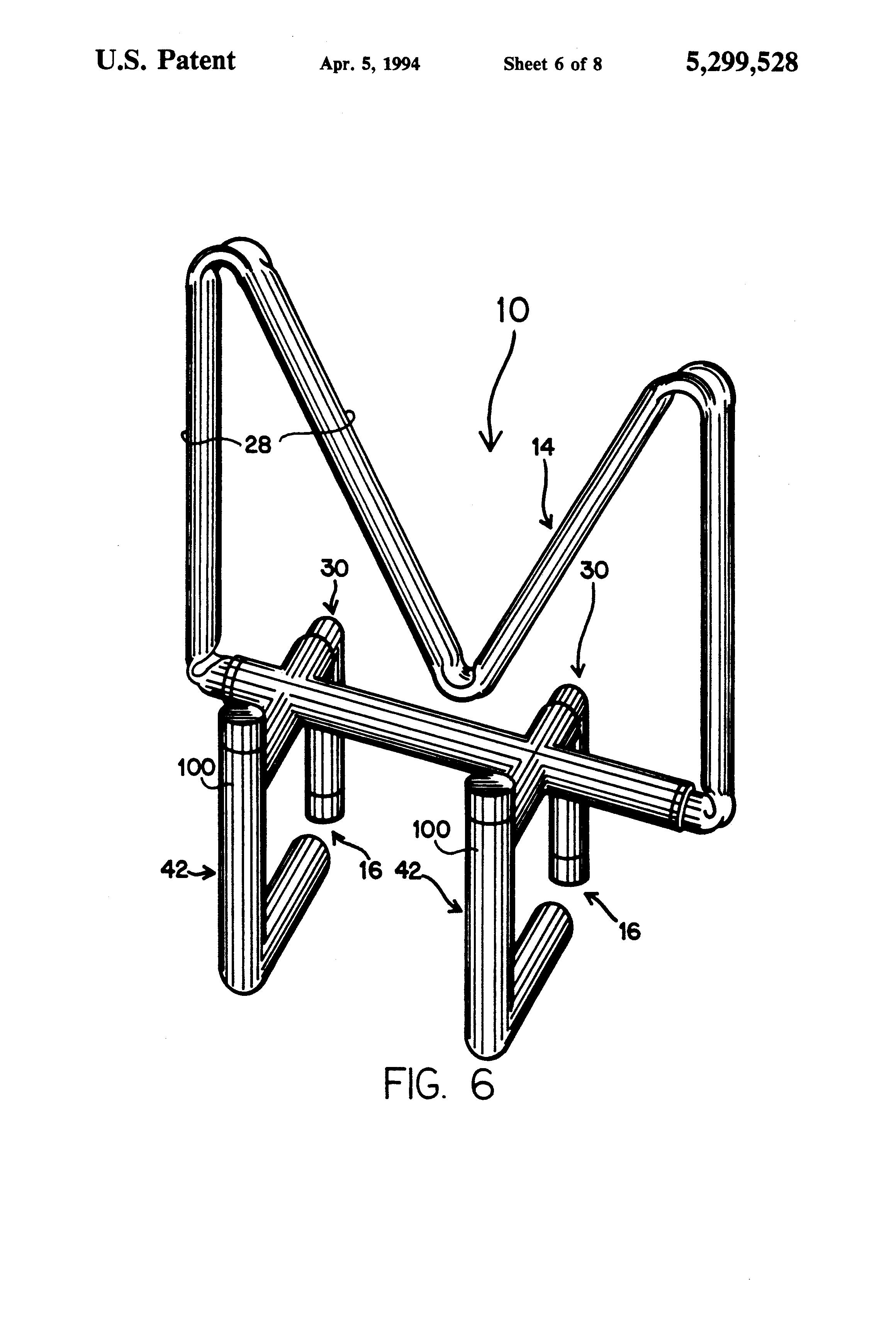patent us5299528
